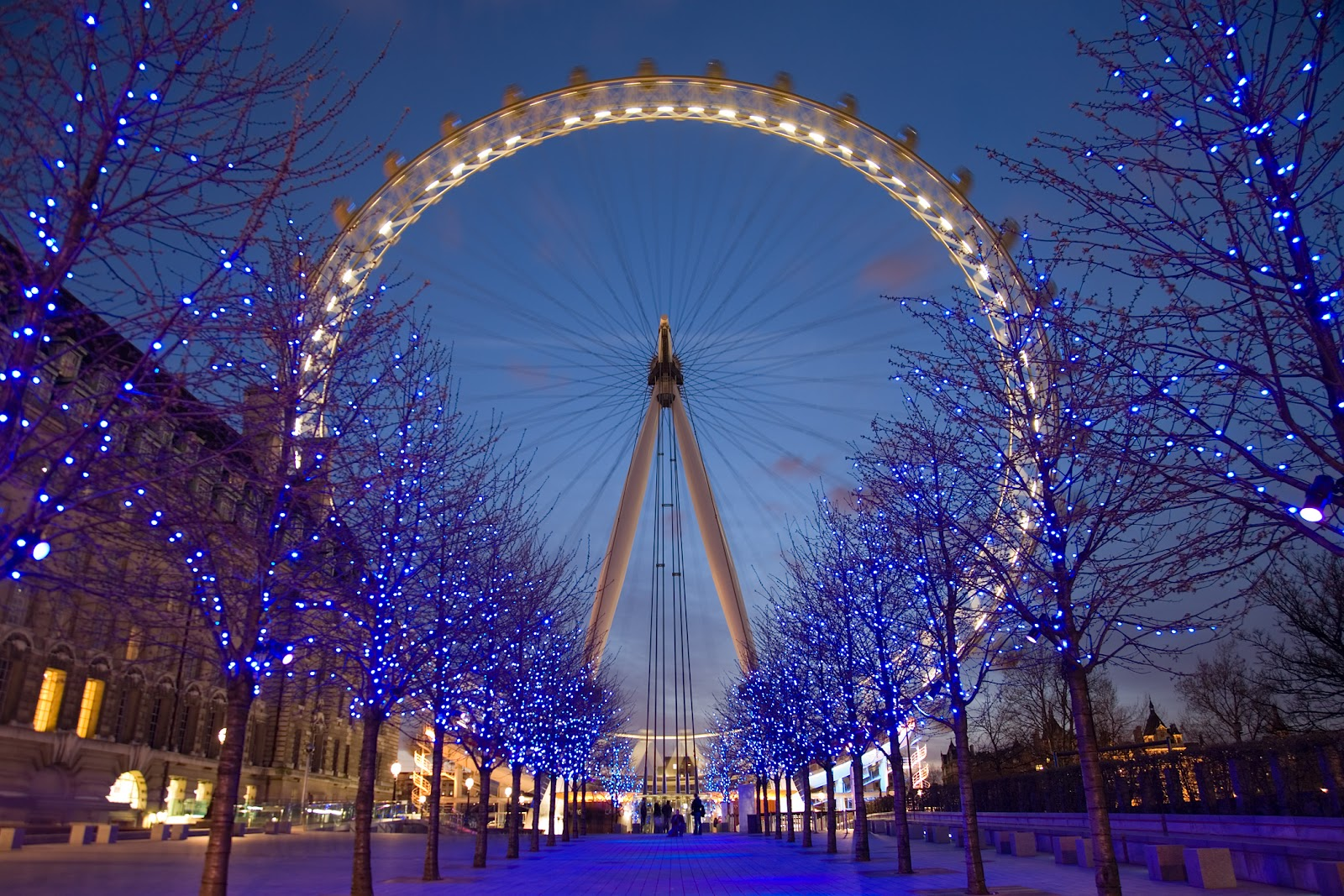 Beautiful HD Wallpapers London Eye HD Wallpapers 1600x1067