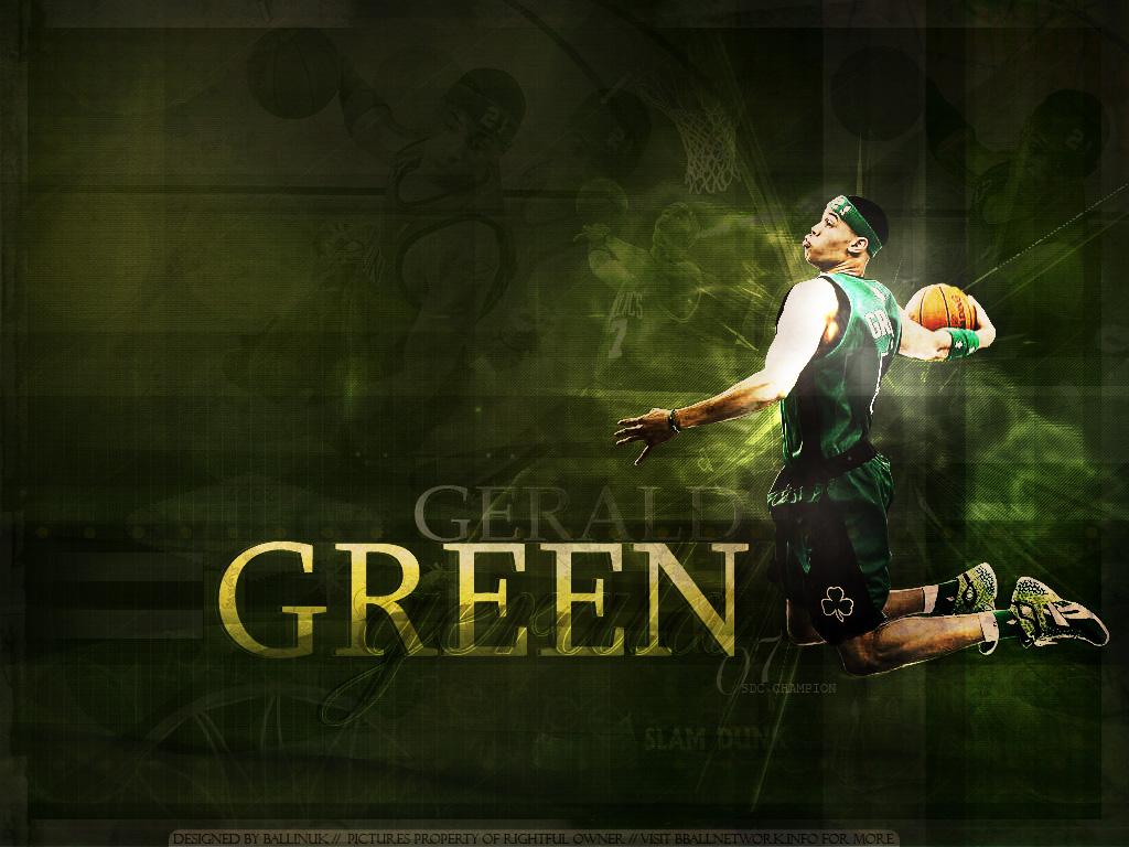 Gerald Green Wallpaper - WallpaperSafari