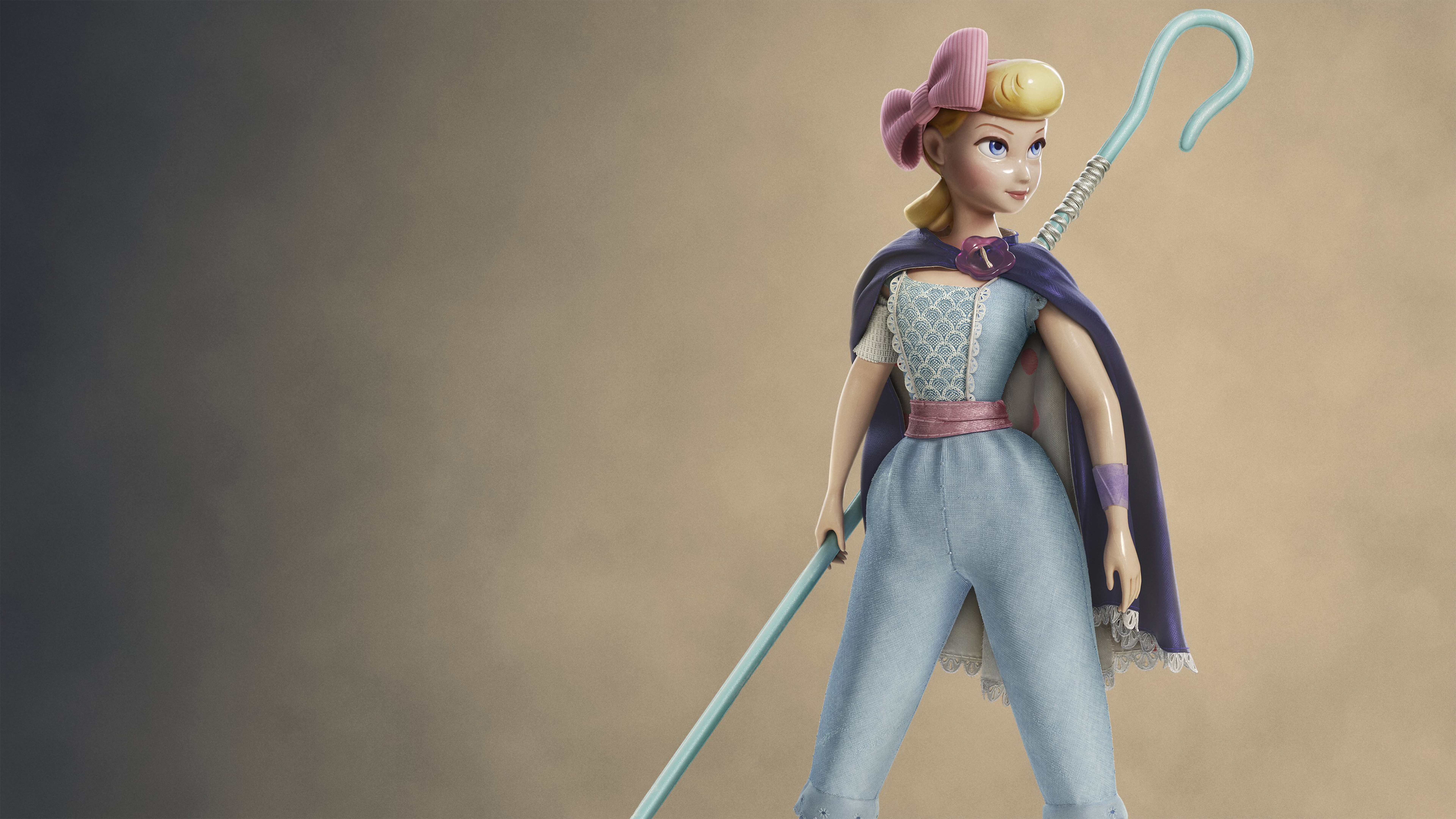 Bo Peep Toy Story 4 Wallpaper HD Movies 4K Wallpapers Images 7680x4320