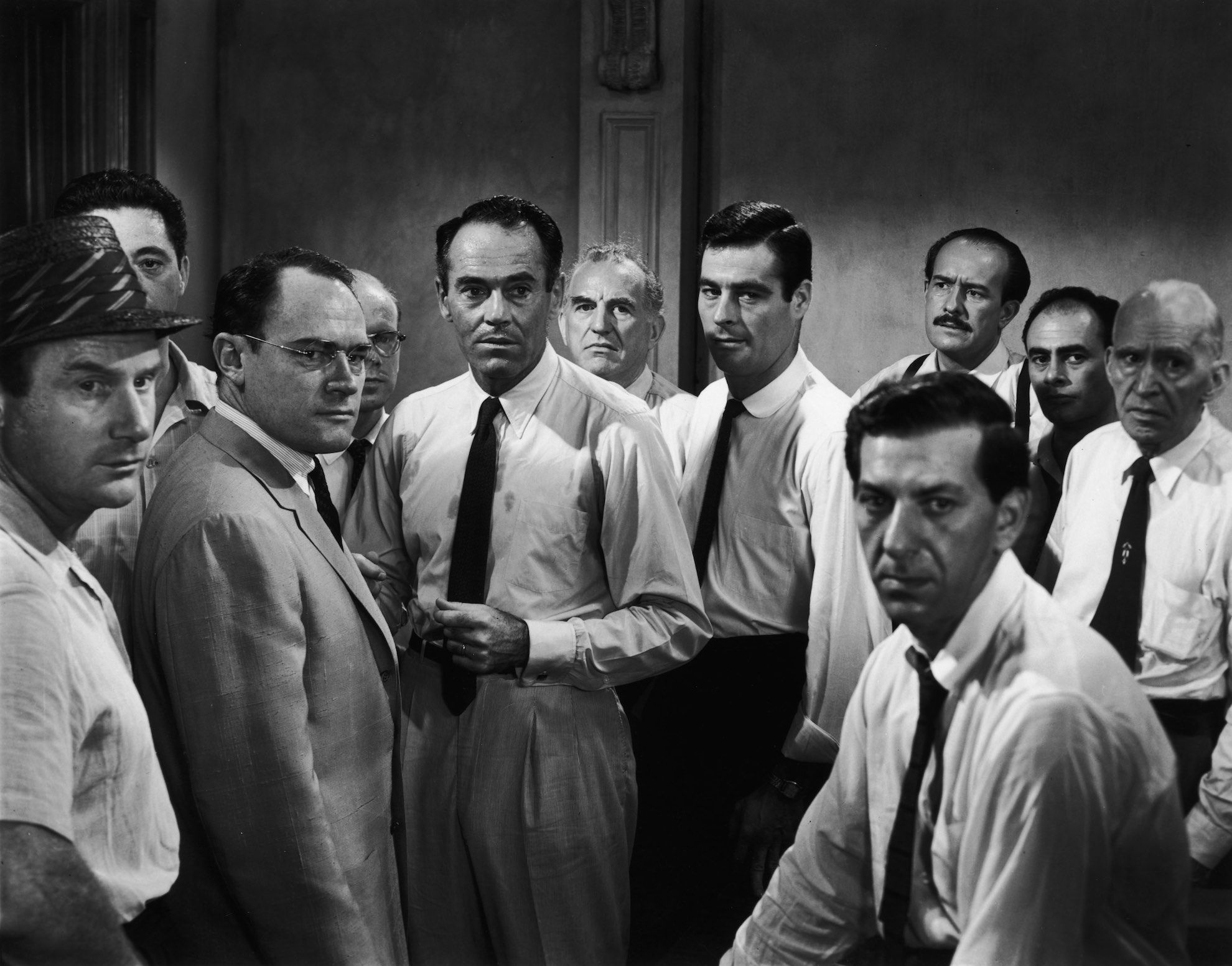 12 Angry Men Wallpapers 1980x1553