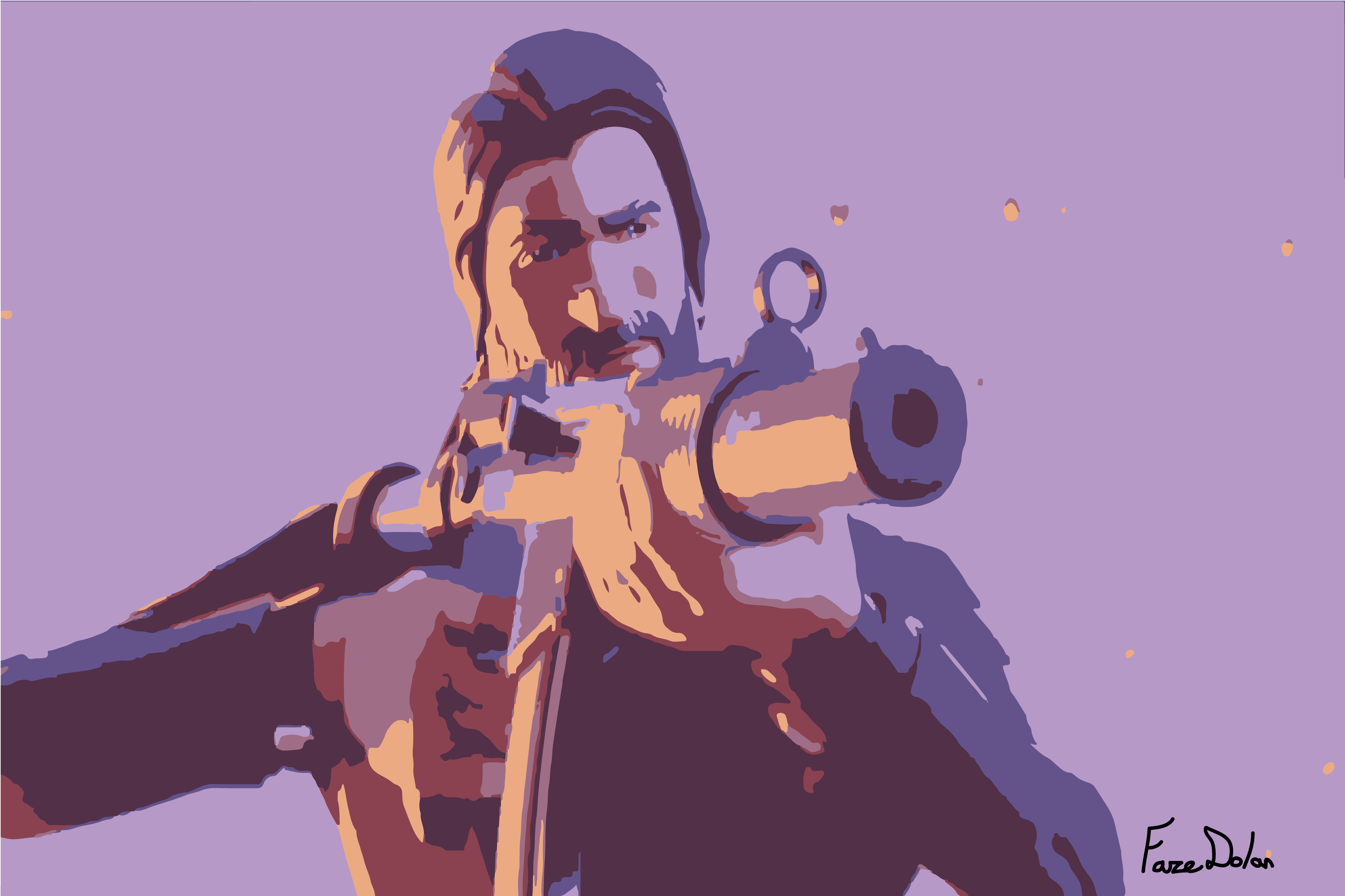 John Wick Fortnite 6K Drawing by Fazedolan 4290 Wallpapers and 6000x4000