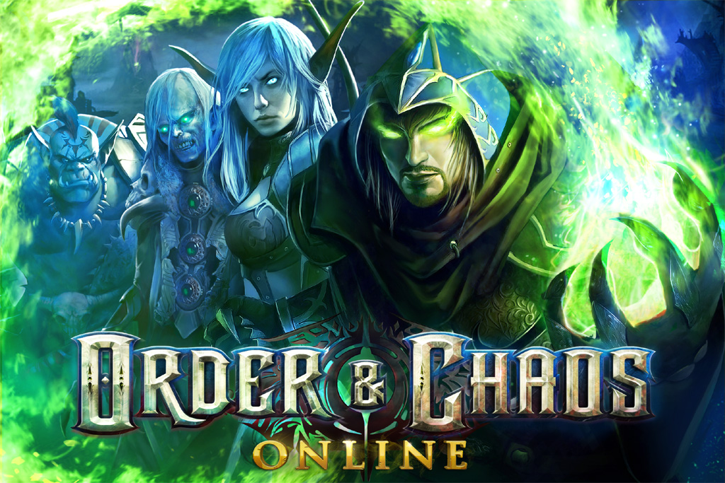Order Chaos Online Trailer Released a Clone of World of 1024x683