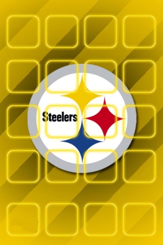 Steelers Homescreen Wallpaper by spencer4757 640x960