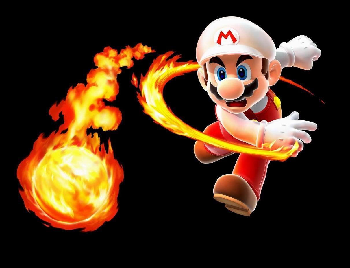 Super Mario HD Wallpaper   Wallpapers 1211x926