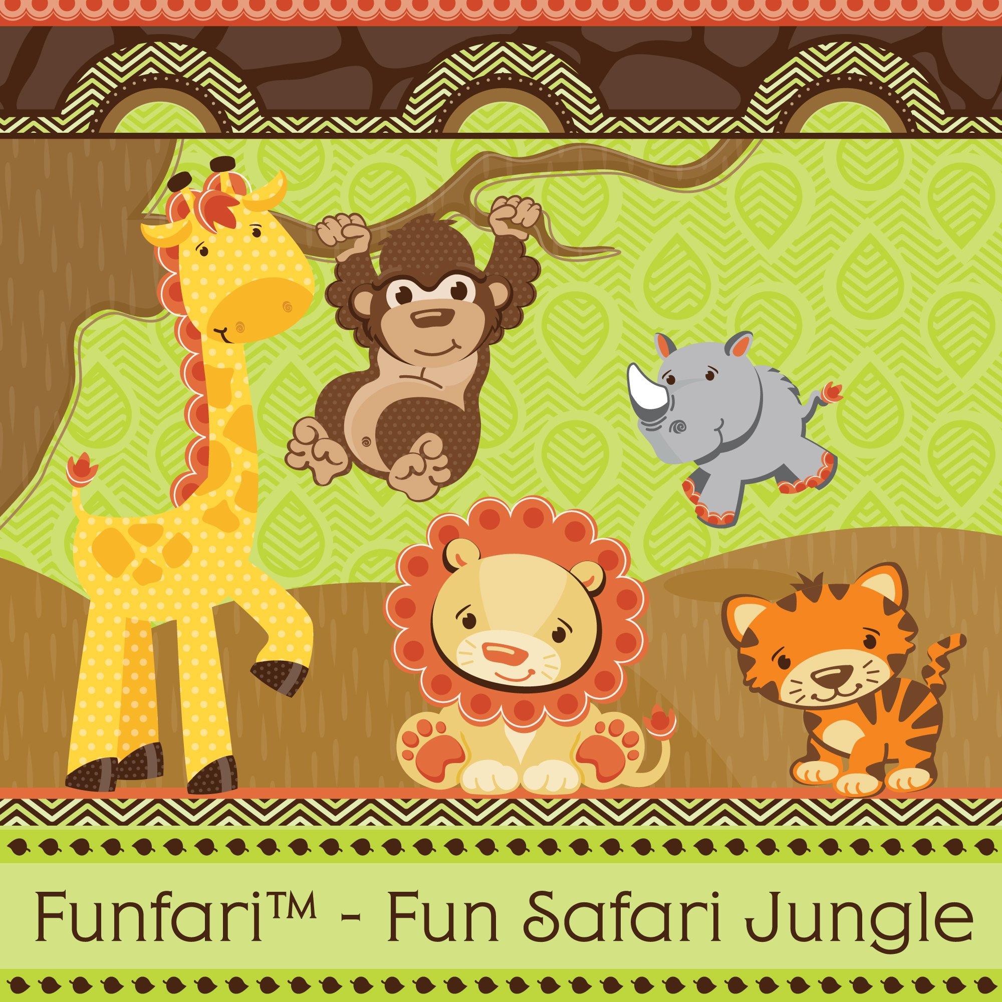 Baby Safari Wallpaper Wallpapersafari