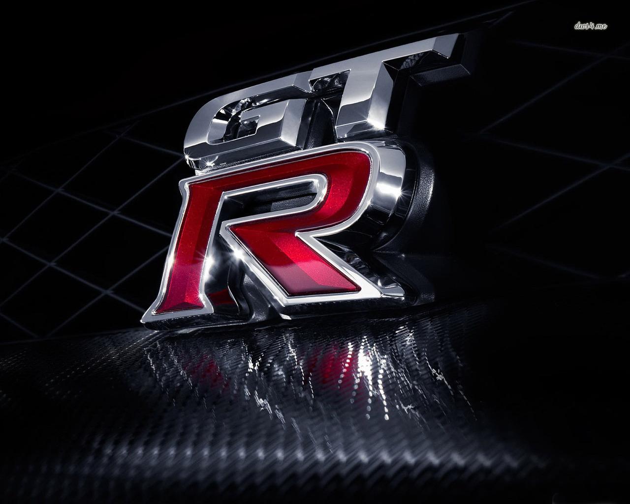 Car Logos Nissan Gt R Logo Wallpaper 6544 Wallpaper WallpapersTube 1280x1024