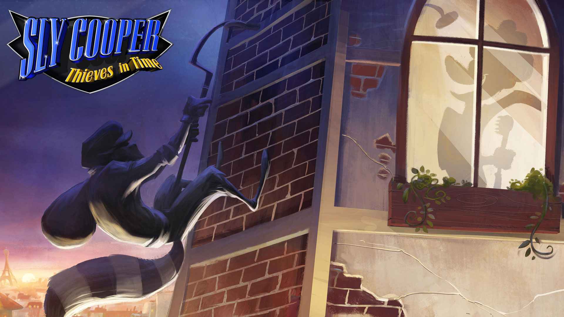 Sly Cooper Thieves in Time Wallpapers in HD Page 3 1920x1080