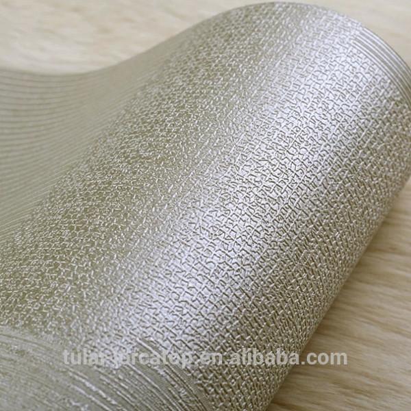 Metallic Project PVC WallpaperWaterproof Wallpaper for Bathrooms 600x600