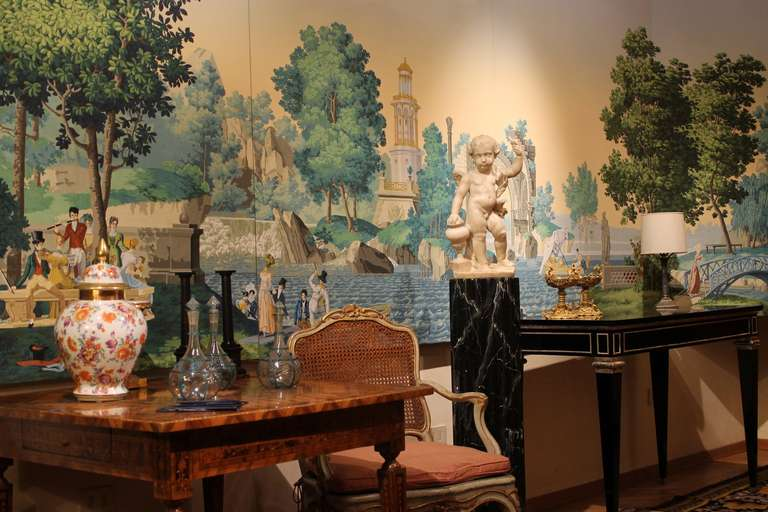 Zuber Wall Treatments Wallpapers Murals and Painted 768x512