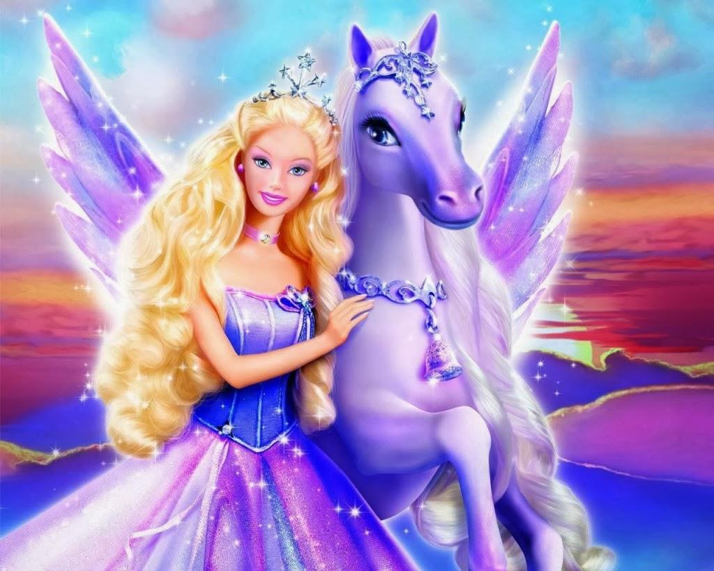 Beautiful Barbie Doll Latest HD Wallpapers 1024x819