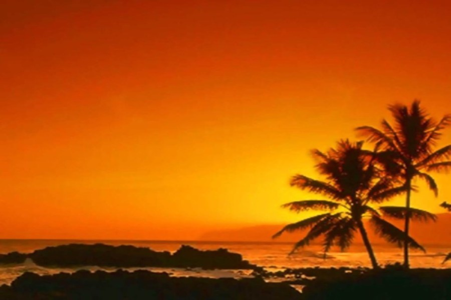 island sunset pictures tropical island sunset pictures tropical island 900x600