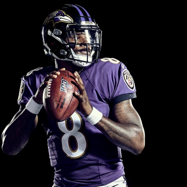 [41+] Lamar Jackson 2020 Wallpapers On WallpaperSafari