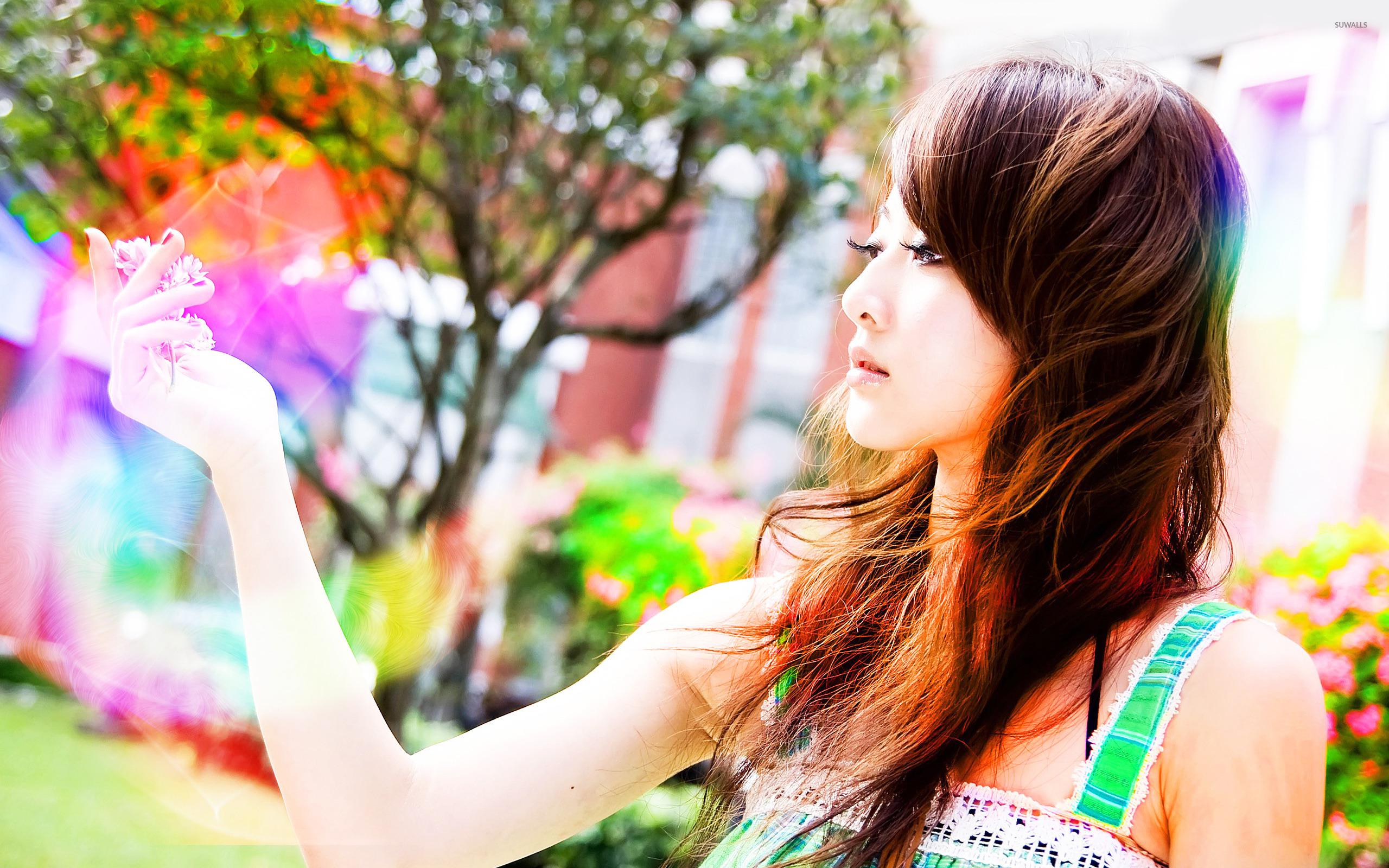Mikako Zhang Kaijie [12] wallpaper   Girl wallpapers   13448 2560x1600