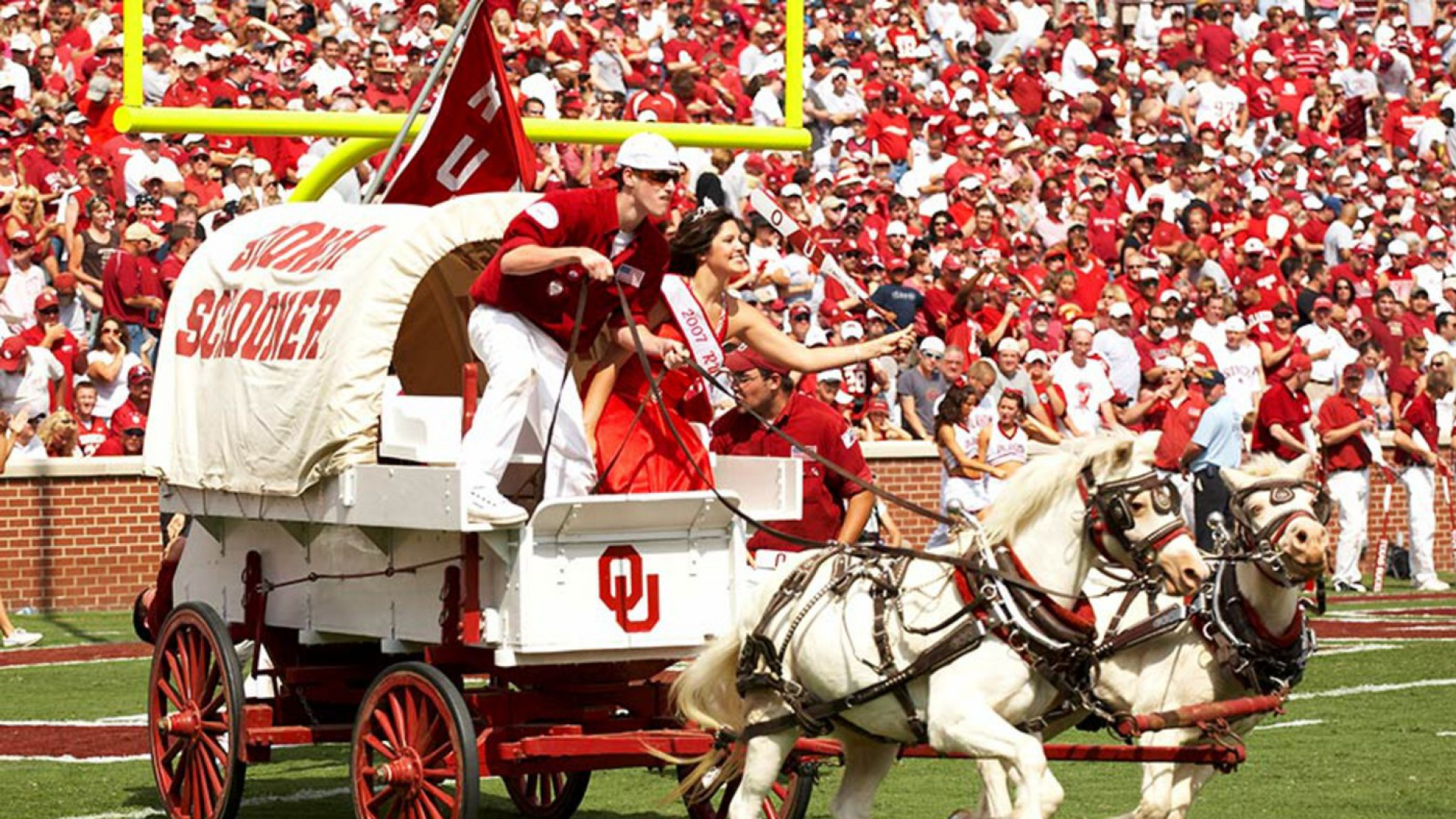 Oklahoma Sooners Chrome Wallpapers Browser Themes and 1920x1080