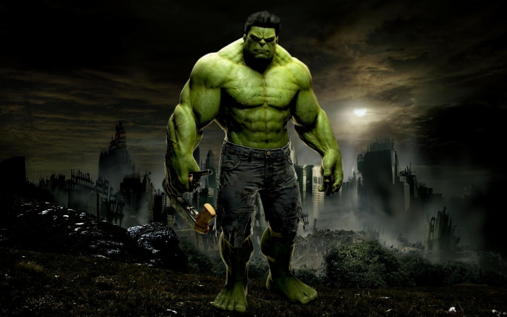 Download Awesome Marvel Hulk Wallpaper 1680x1050 Full HD Wallpapers 1680x1050
