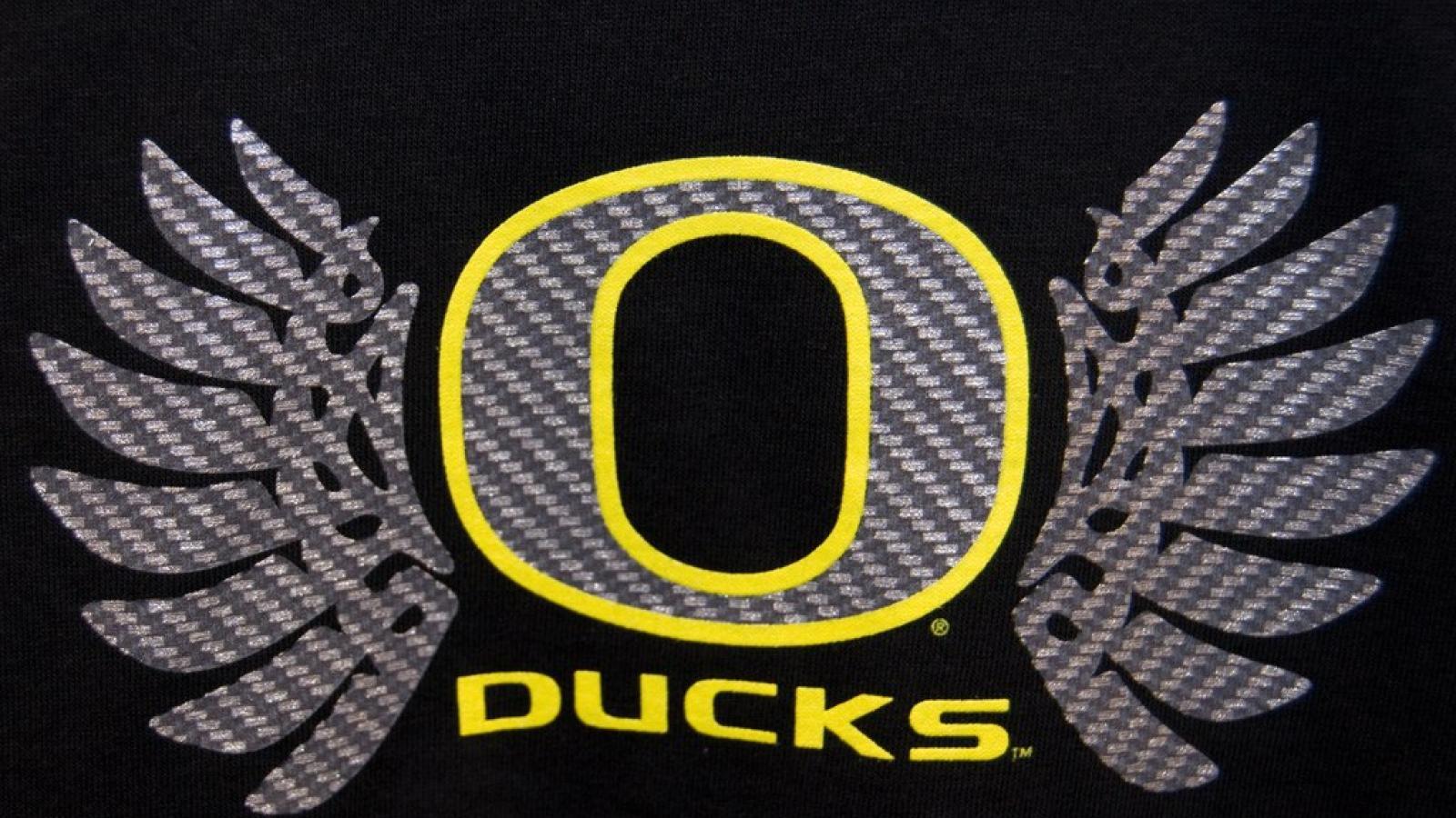 Oregon ducks logo wallpaper oregon HQ WALLPAPER   32600 1600x900