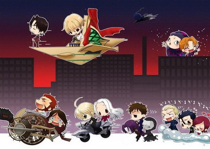 Bleach Anime Wallpapers Fate Zero HD Wallpaper   Anime Wallpaper HD 800x566