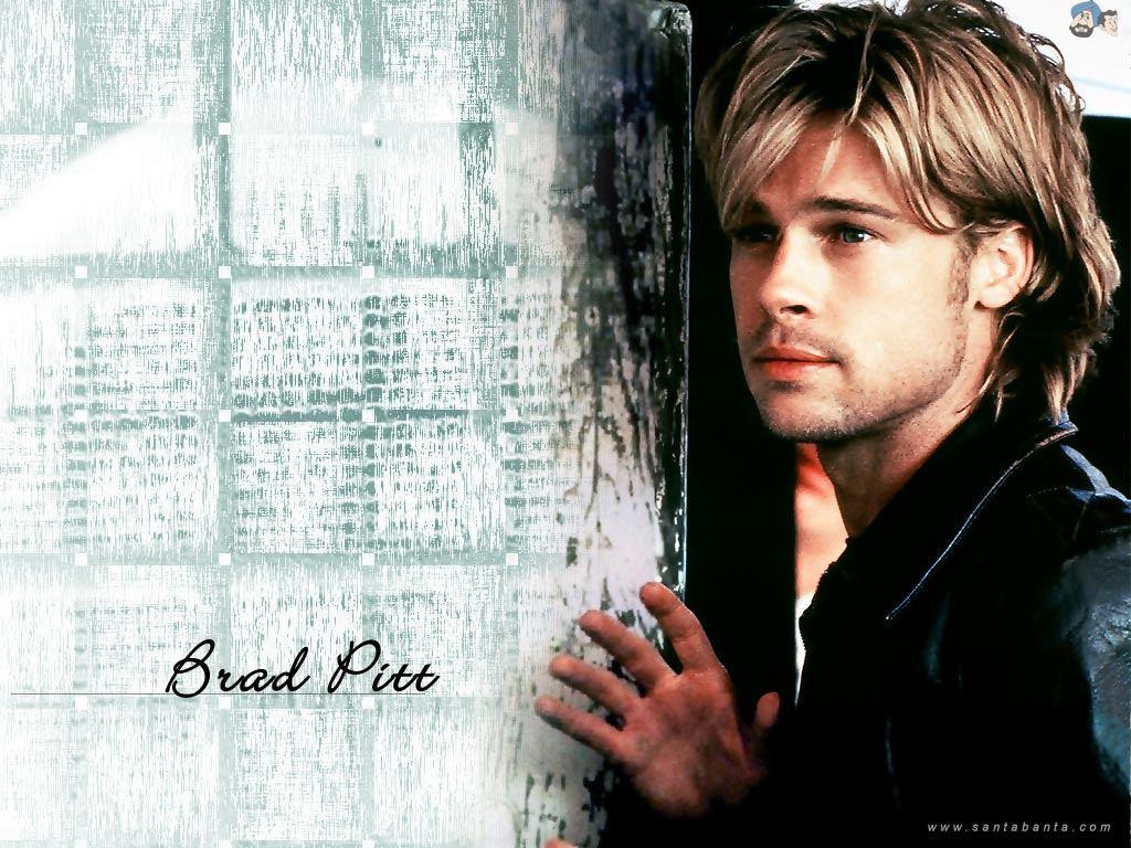 Wallpapers Background Brad Pitt Wallpapers 1024x768
