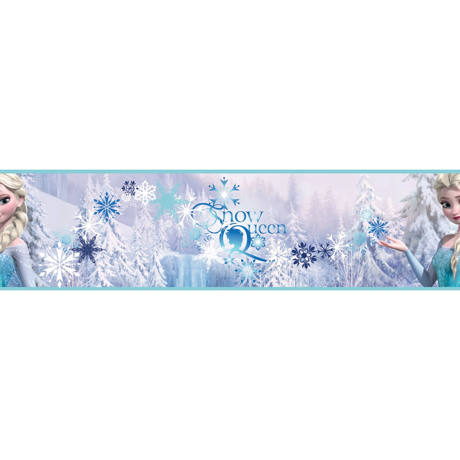 Details about DISNEY FROZEN WALLPAPER BORDERS AND WALL STICKERS WALL 1600x1600