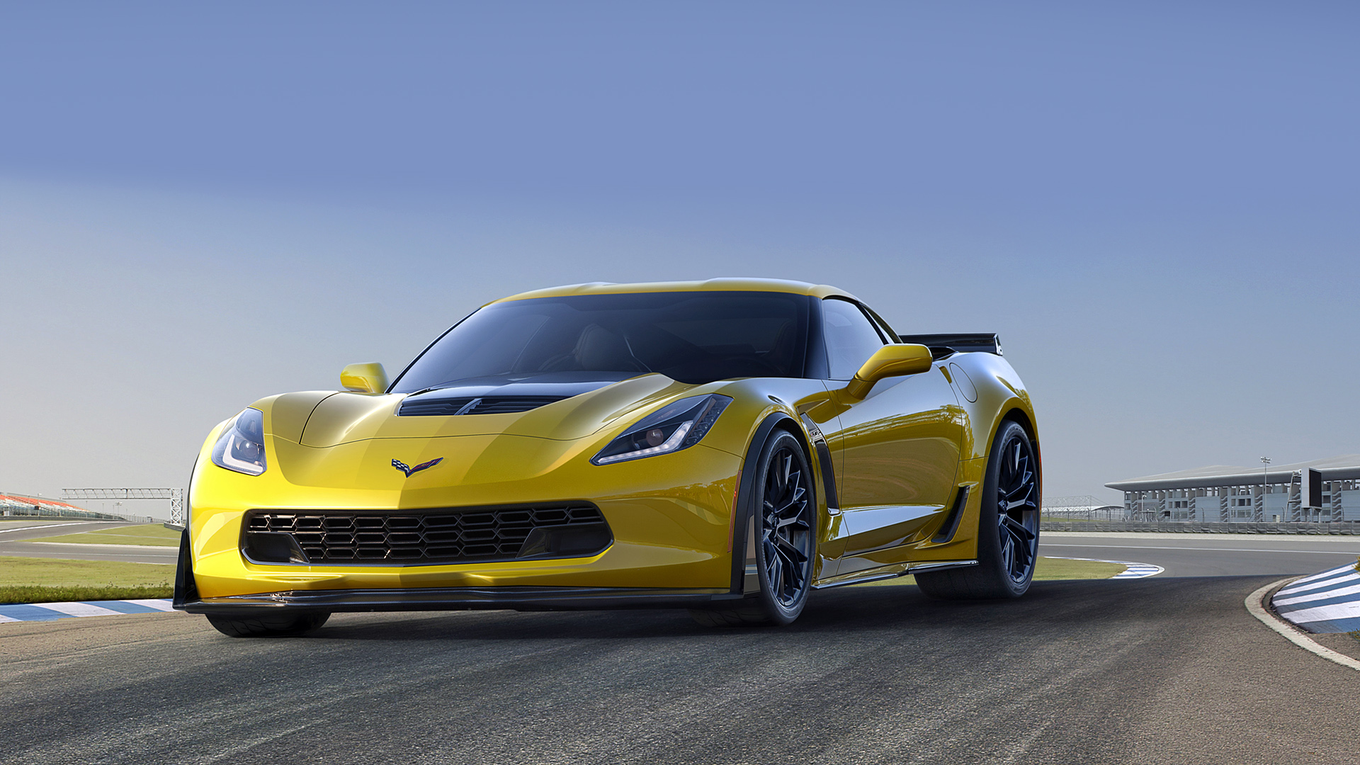Corvette Z06 HD Wallpaper - WallpaperSafari