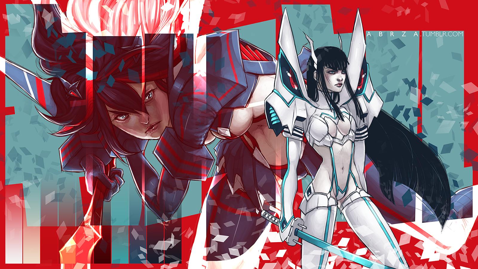 will see Kill la Kill HD Wallpaper feel to save Kill la Kill 1600x900
