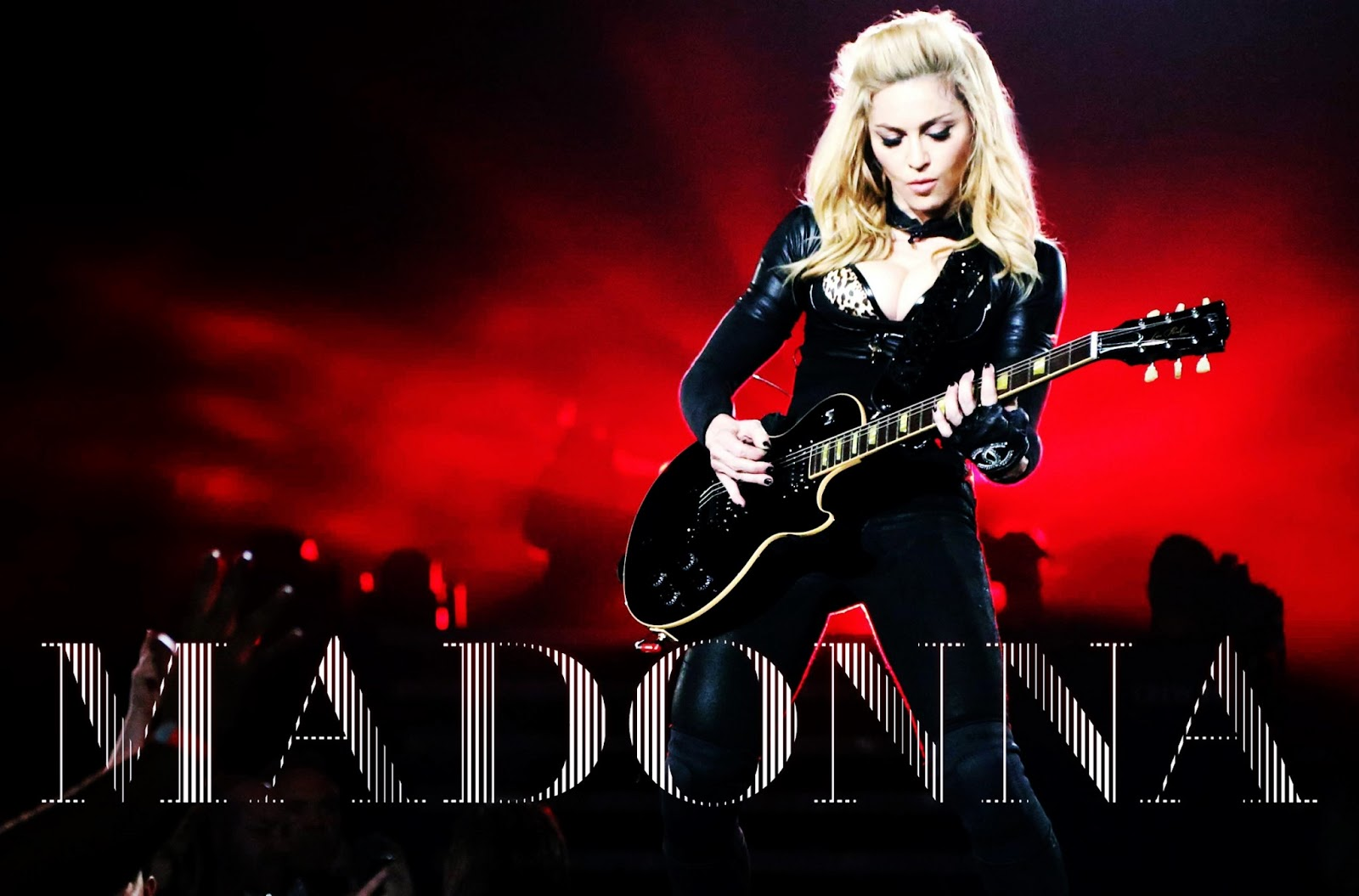 Madonna FanMade Covers The MDNA Tour   Wallpaper 1600x1055