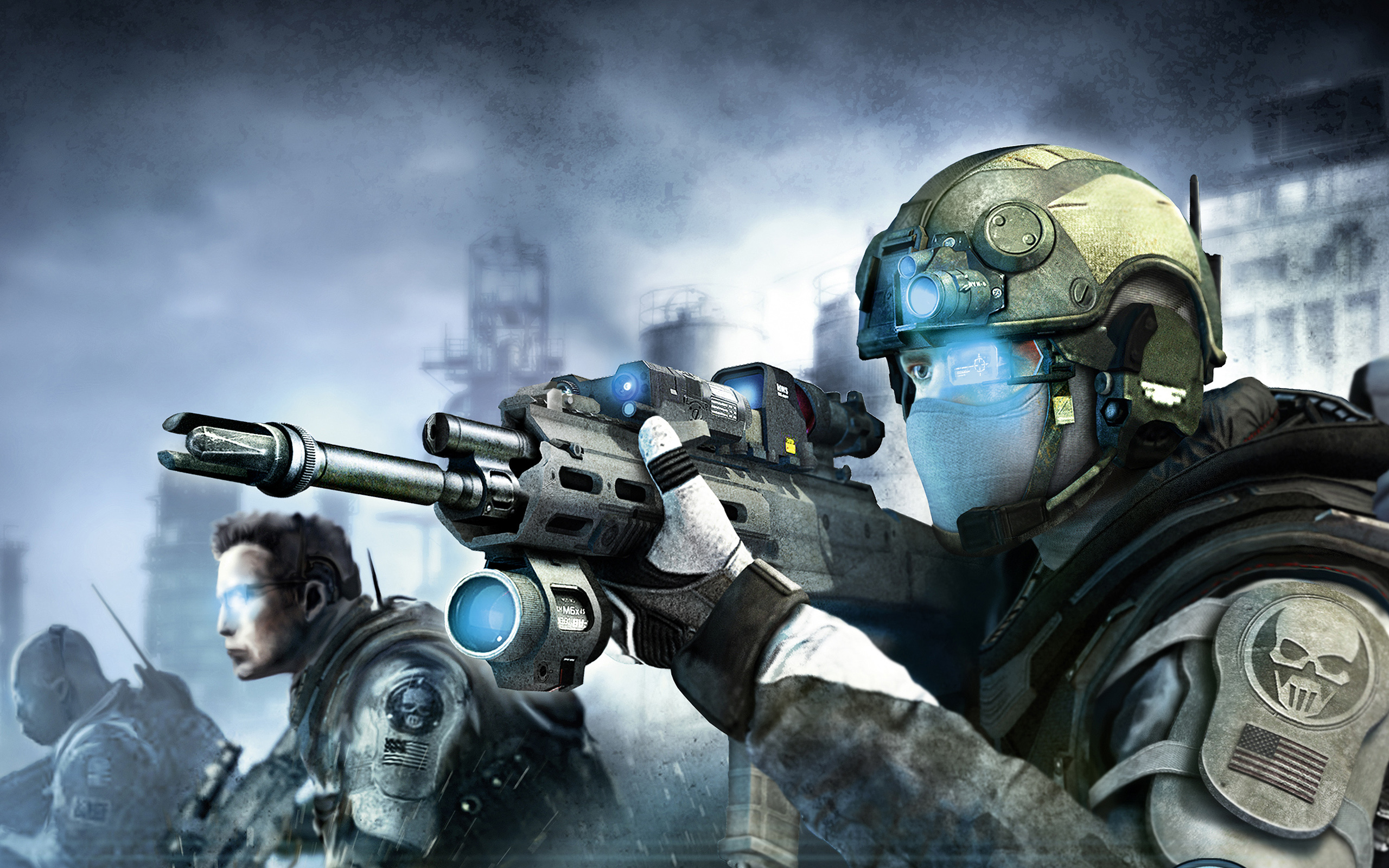 Ghost Recon Shadow Wars Wallpapers HD Wallpapers 2560x1600
