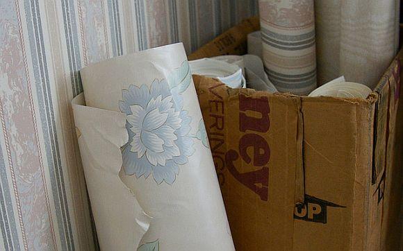 DIY Wallpaper Removal Tips 580x362