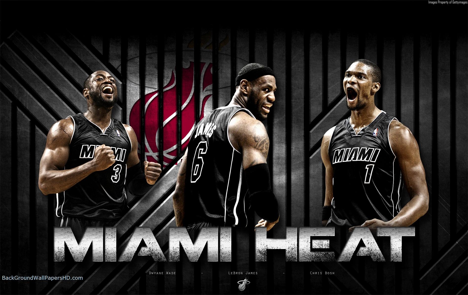 Miami Heat Wallpapers HD Miami Heat HD Desktop Wallpaper 1900x1200