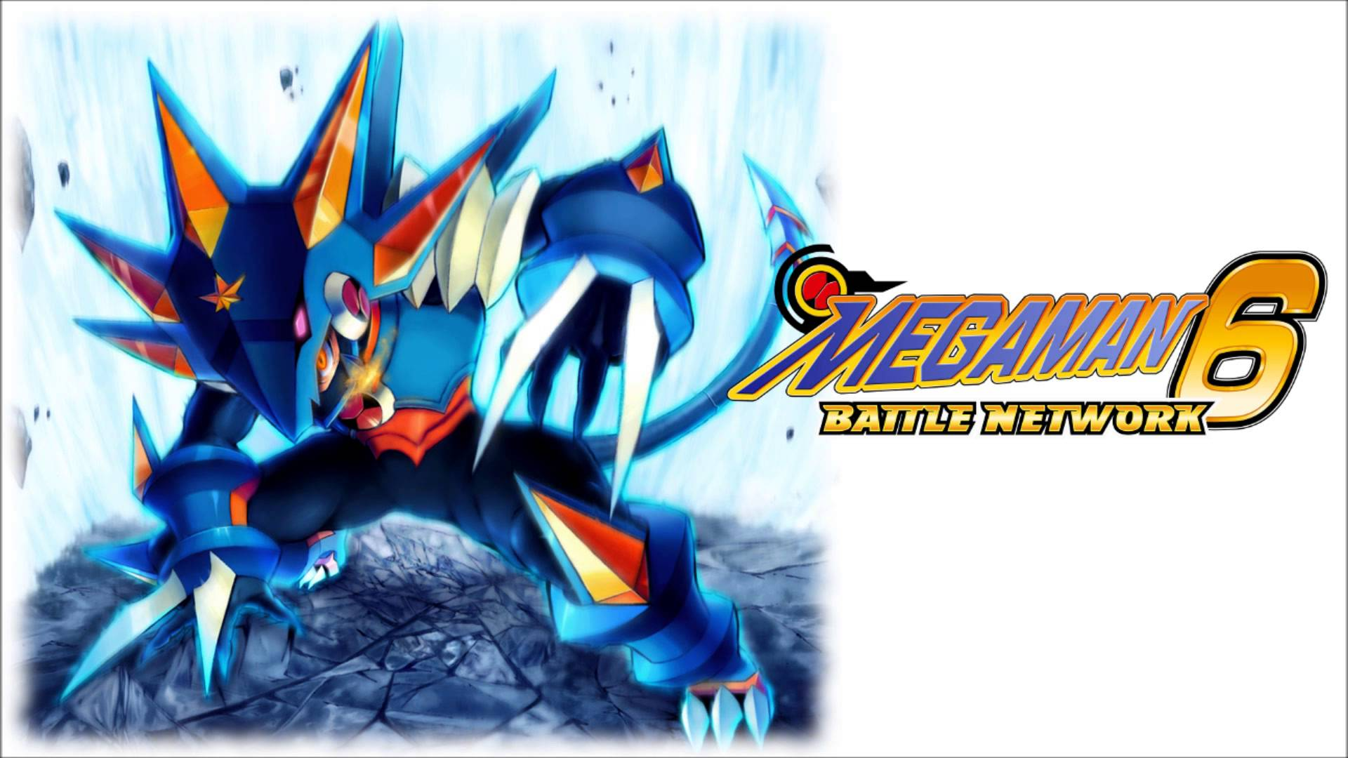 Megaman Battle Network Wallpaper Wallpapersafari