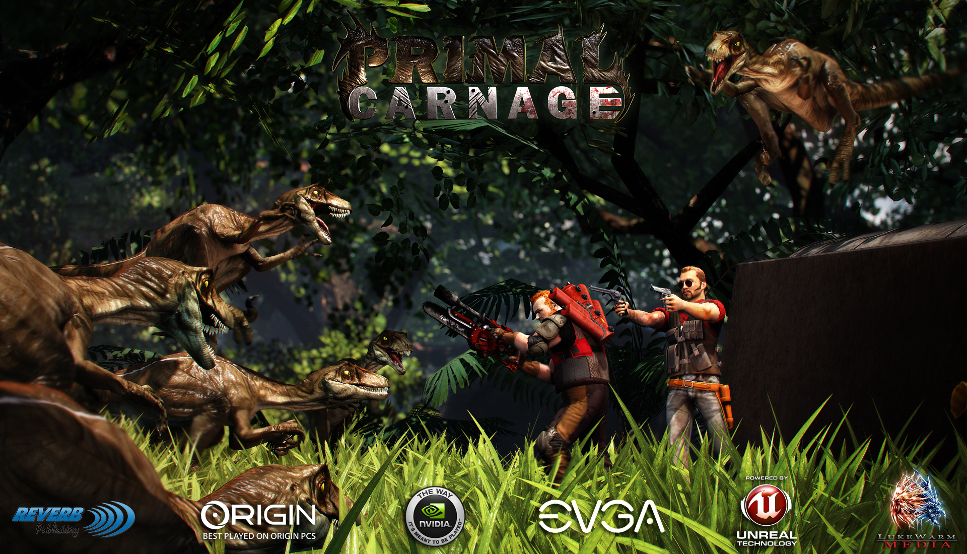 Primal Carnage Has A New Video Released Capsule Computers   Gaming 1920x1100