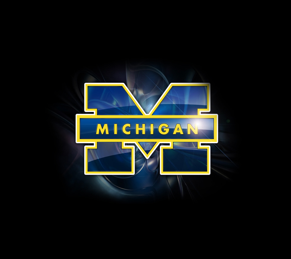 Michigan wolverines desktop wallpaper 960x854