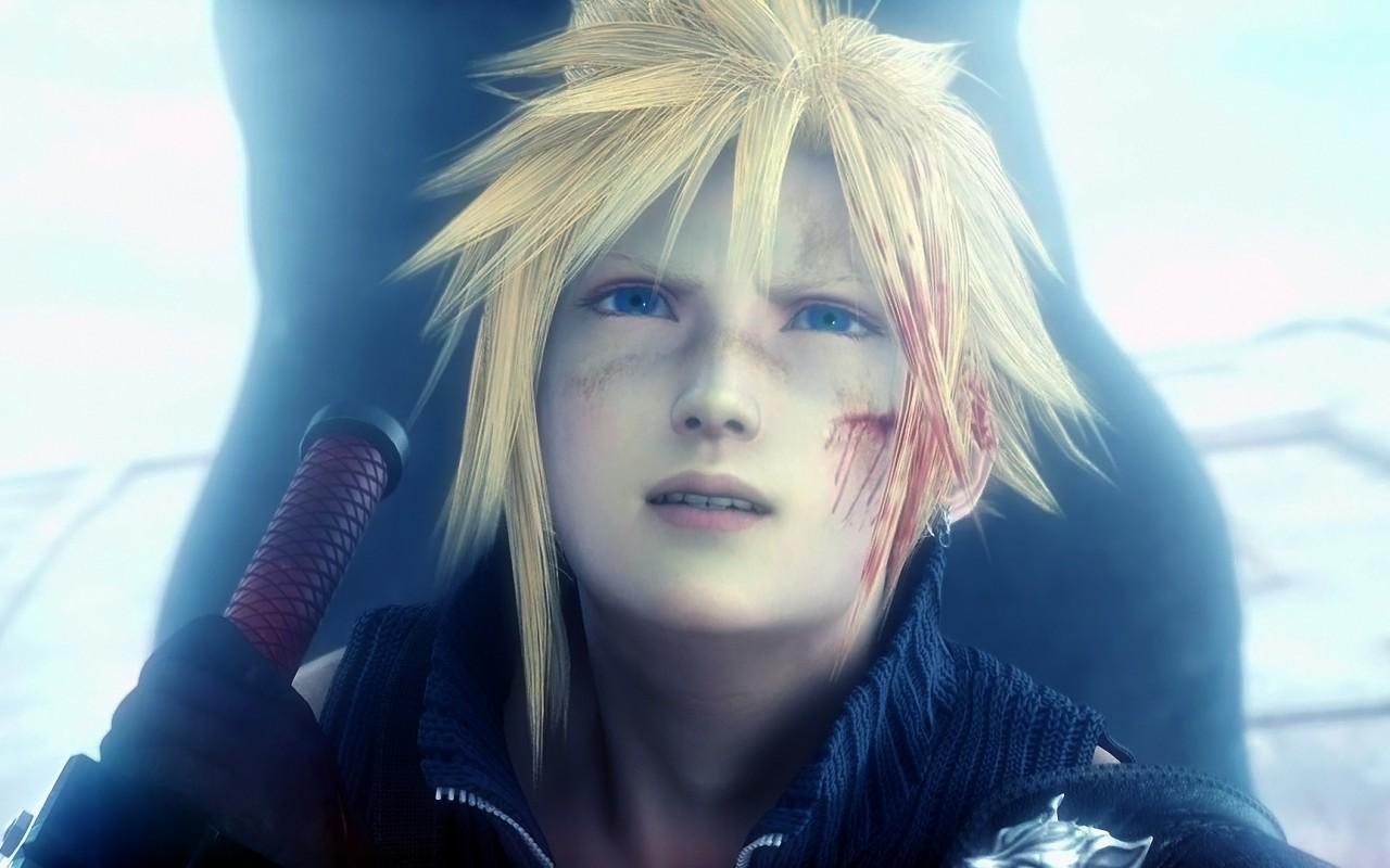 71 Final Fantasy Cloud Strife Wallpaper On Wallpapersafari