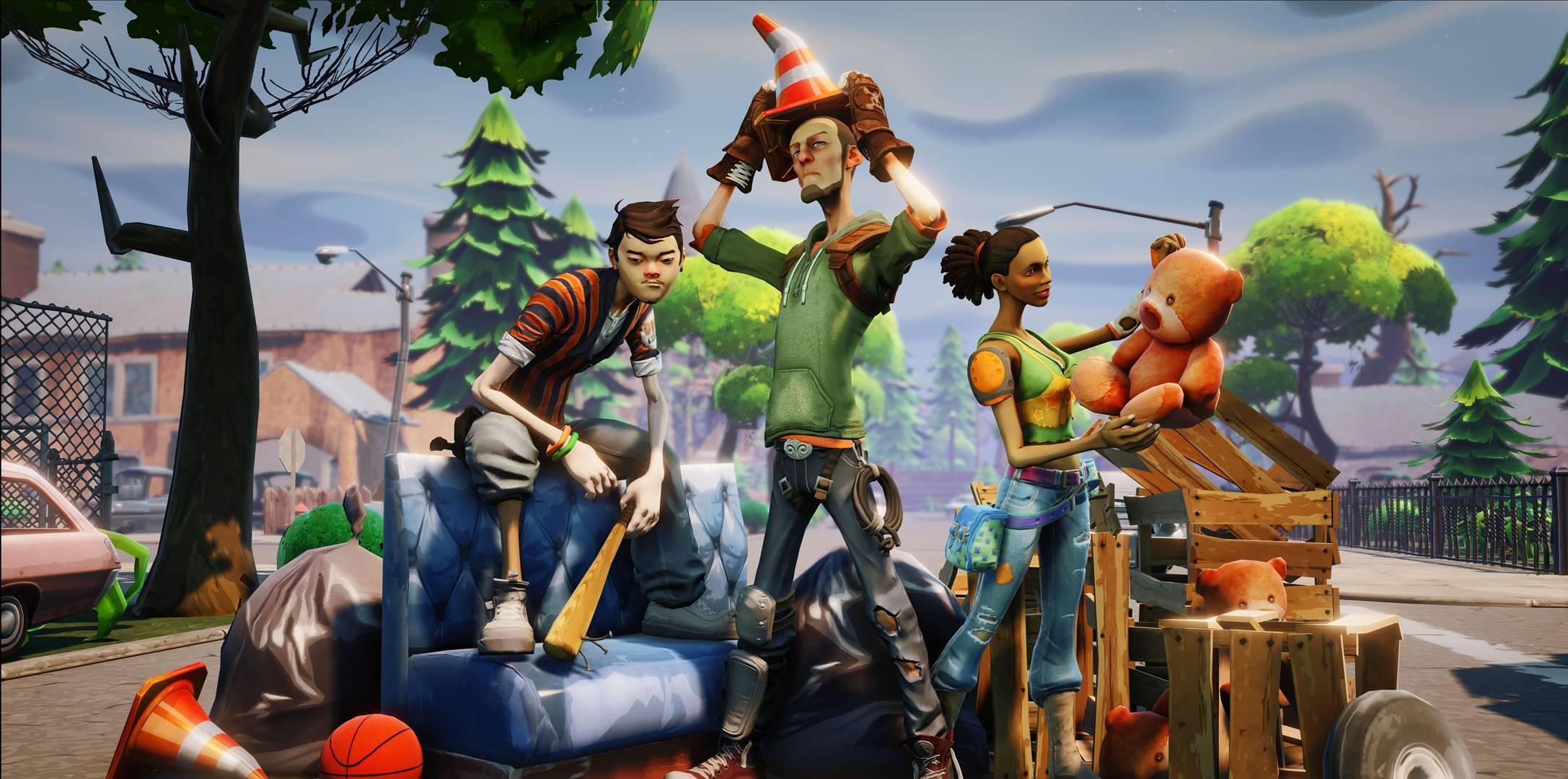 epic games fortnite wallpaper GamingBoltcom Video Game News 2174x1080