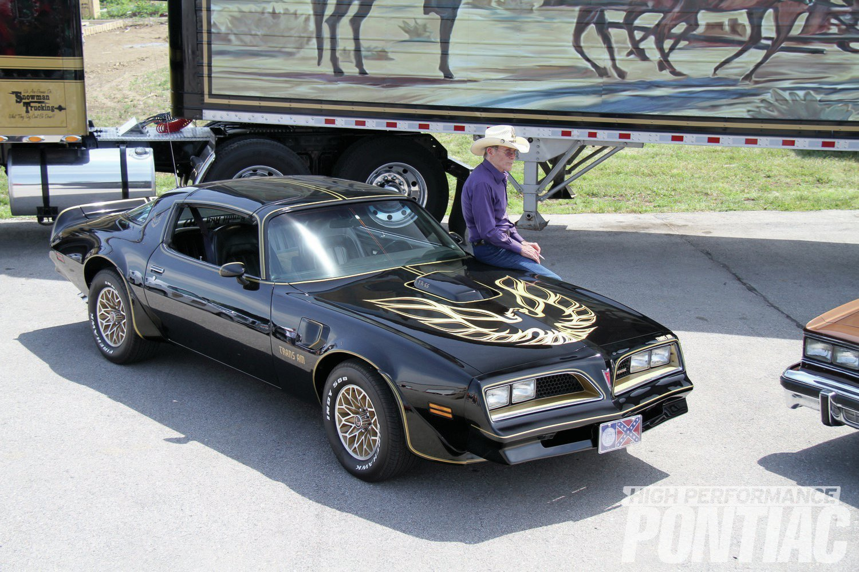 1977 Pontiac Trans Am Remebering Hal Needham 1500x1000