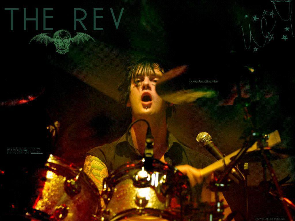 The Rev Wallpapers 1024x768