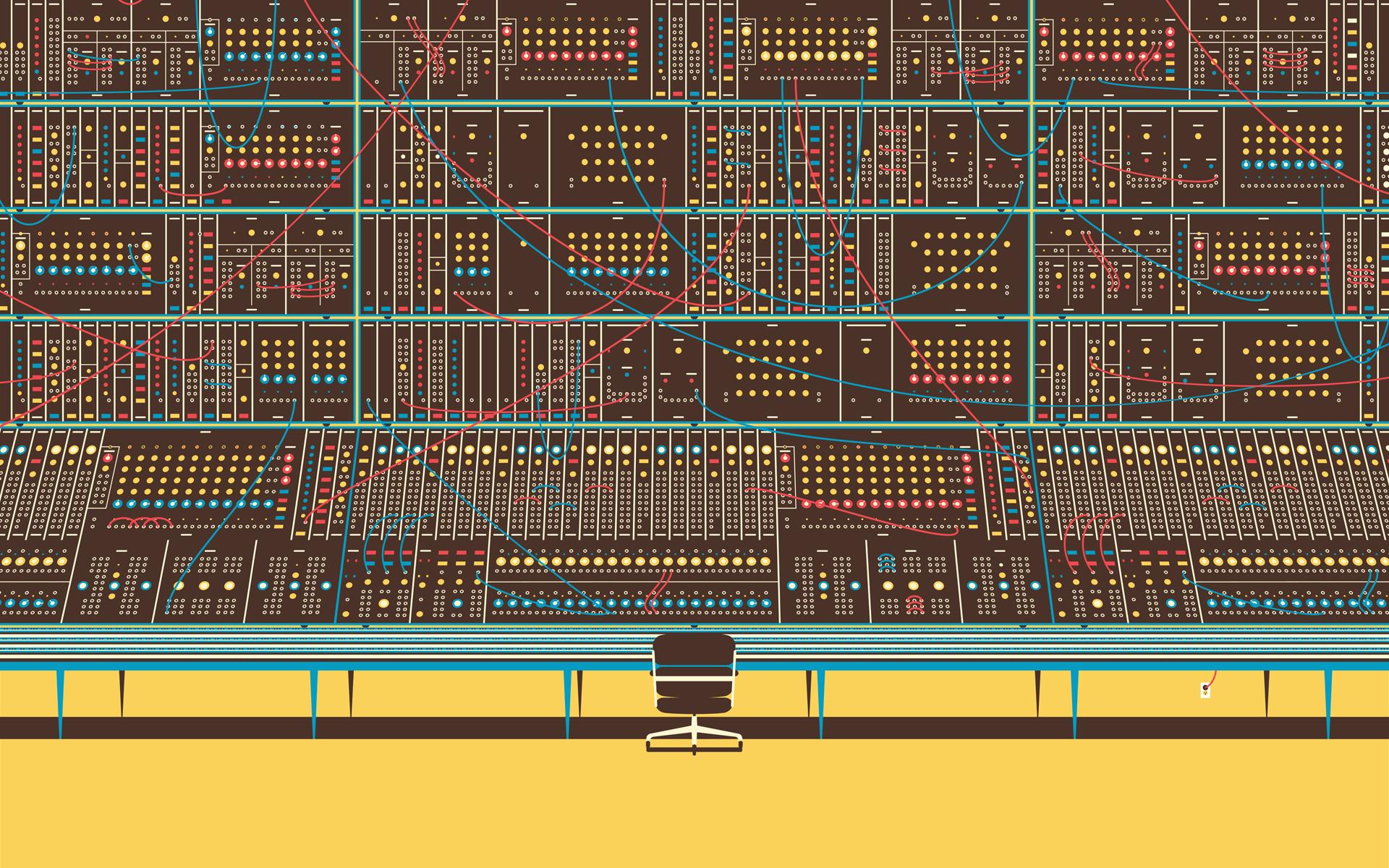 71] Synthesizer Wallpaper on WallpaperSafari 1920x1200