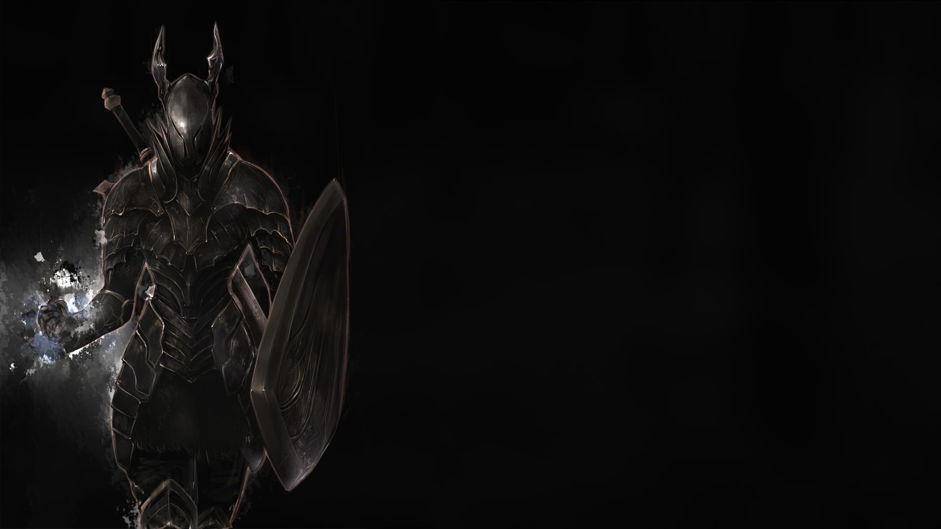 Black Knight Wallpaper 1920x1080 Black Knight Dark Souls 1920x1080