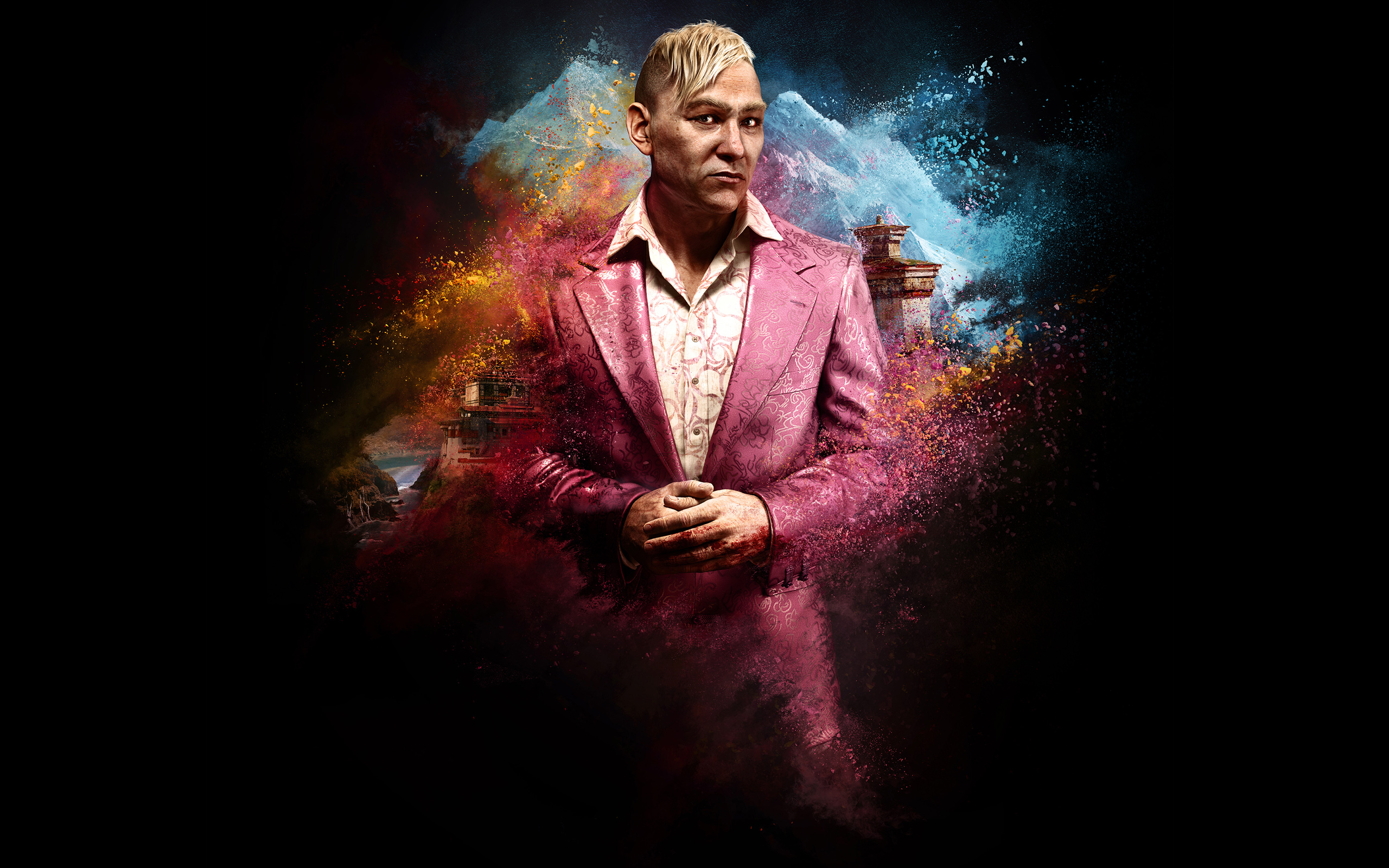 King Pagan Min in Far Cry 4 Wallpapers HD Wallpapers 2560x1600