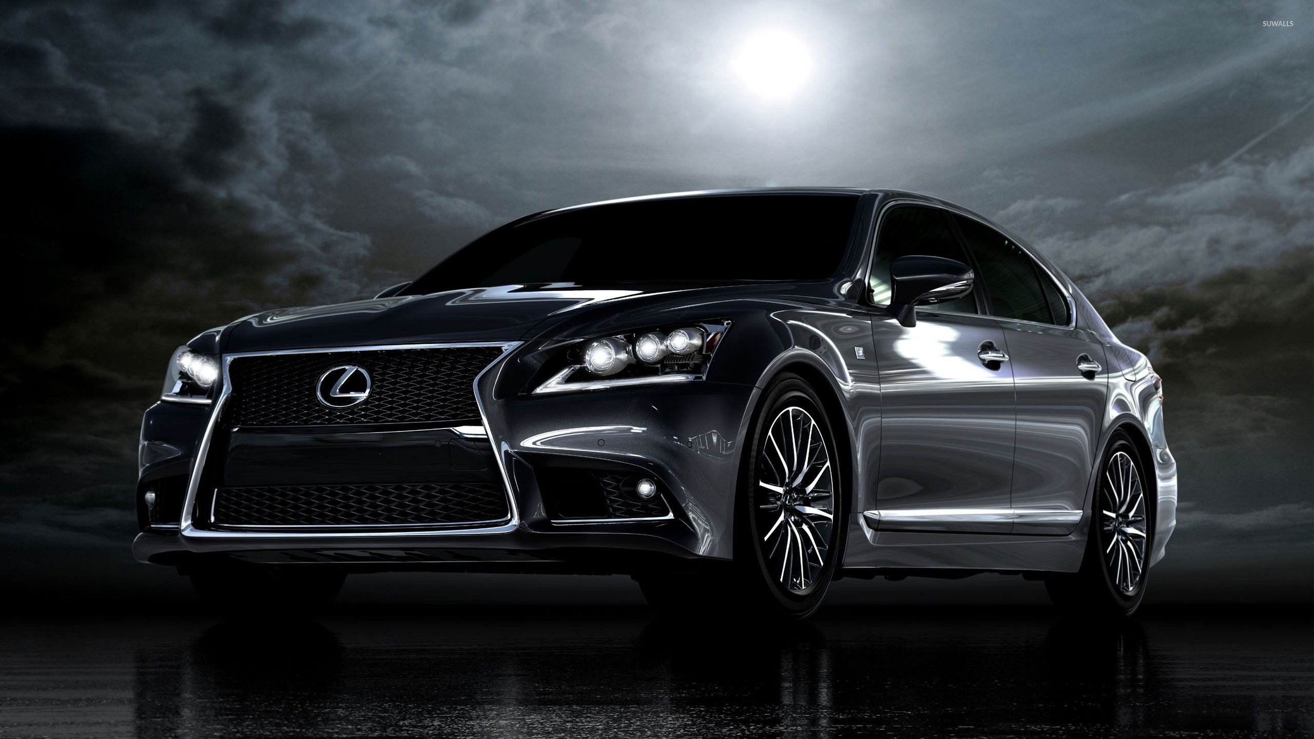2013 Lexus LS 460 F Sport wallpaper   Car wallpapers   18285 2560x1440
