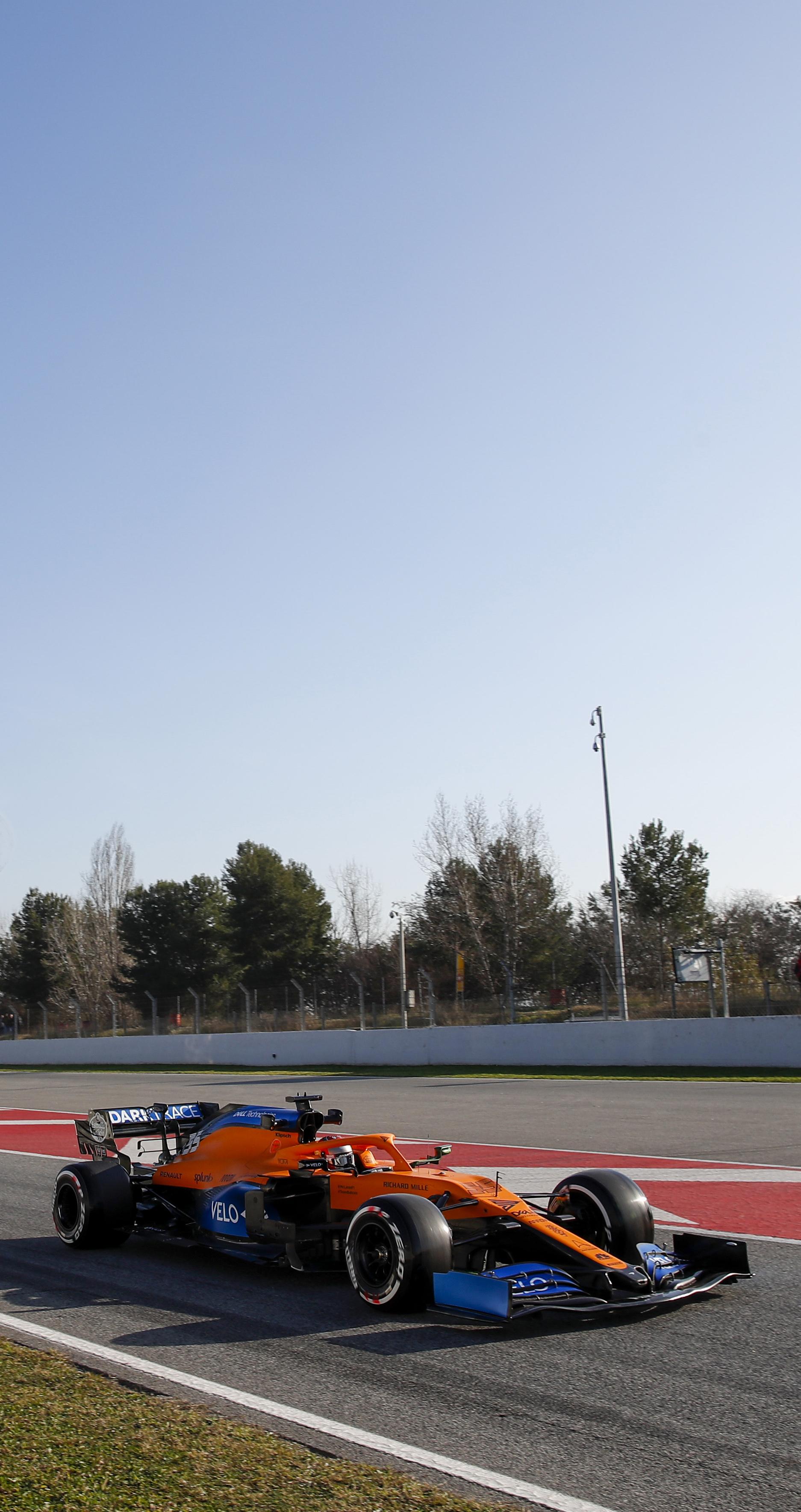McLaren Racing Official Website 1874x3537