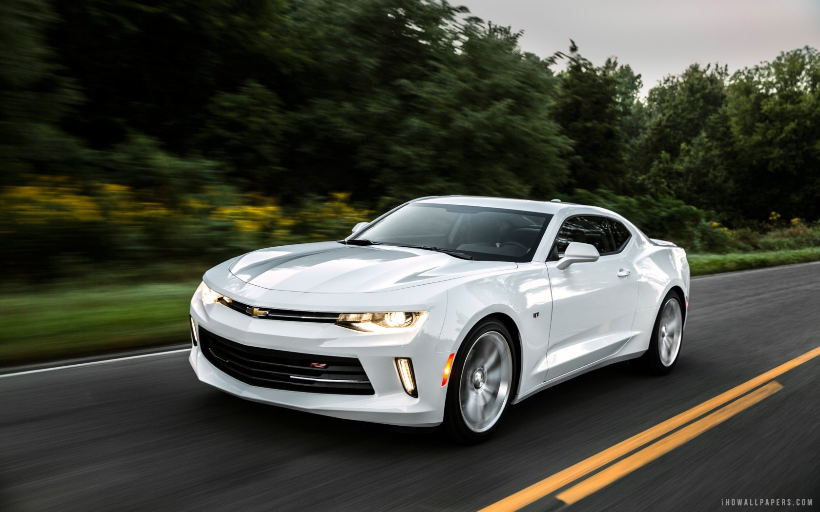 2016 Chevy Camaro V6 HD Wallpaper   iHD Wallpapers 1680x1050