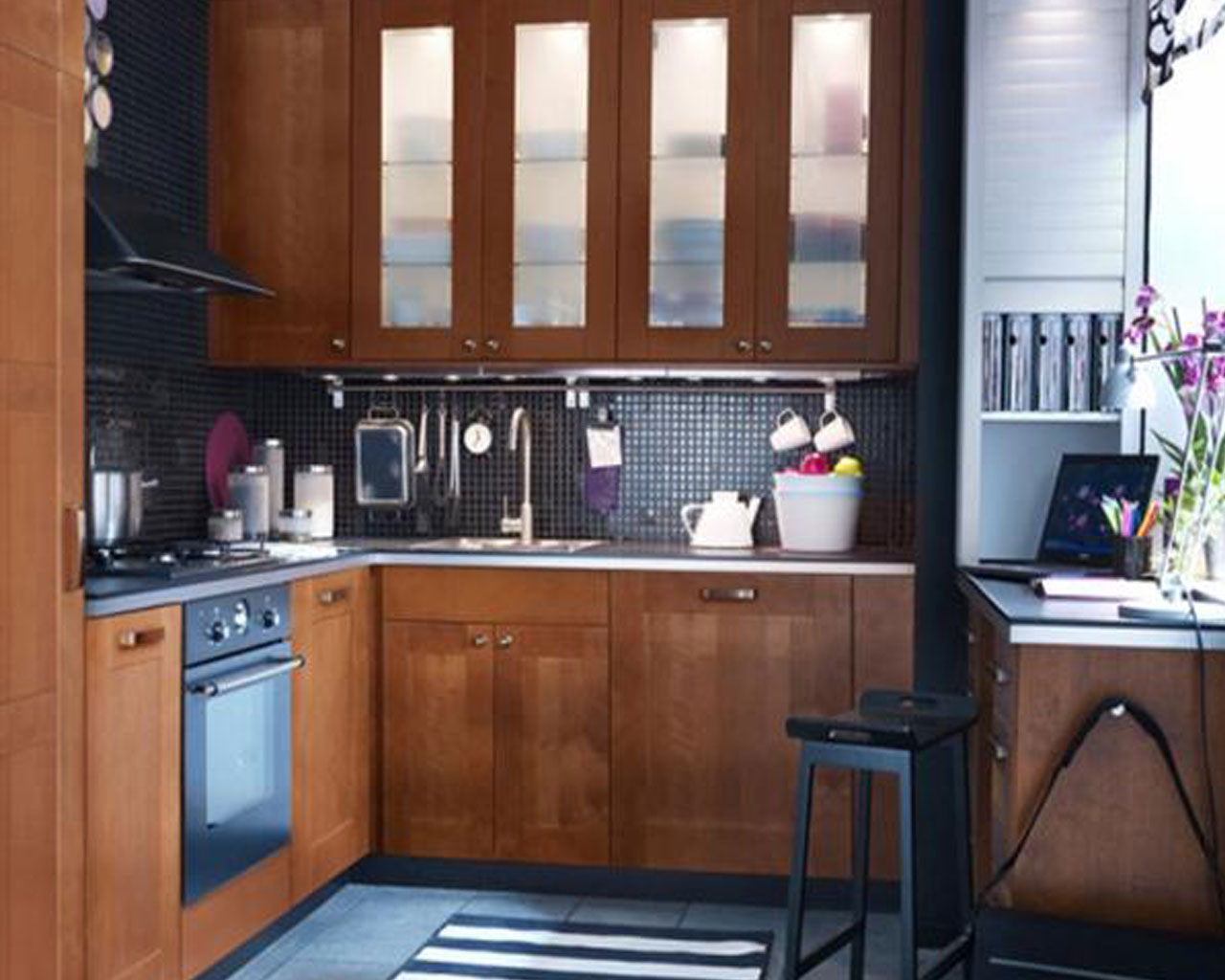 Free Download Room Design Ideas By Ikea Wallpaper Delightful Kitchen And Dining Room 1280x1024 For Your Desktop Mobile Tablet Explore 48 Wallpaper For Kitchen Diner Country Kitchen Wallpaper Birch