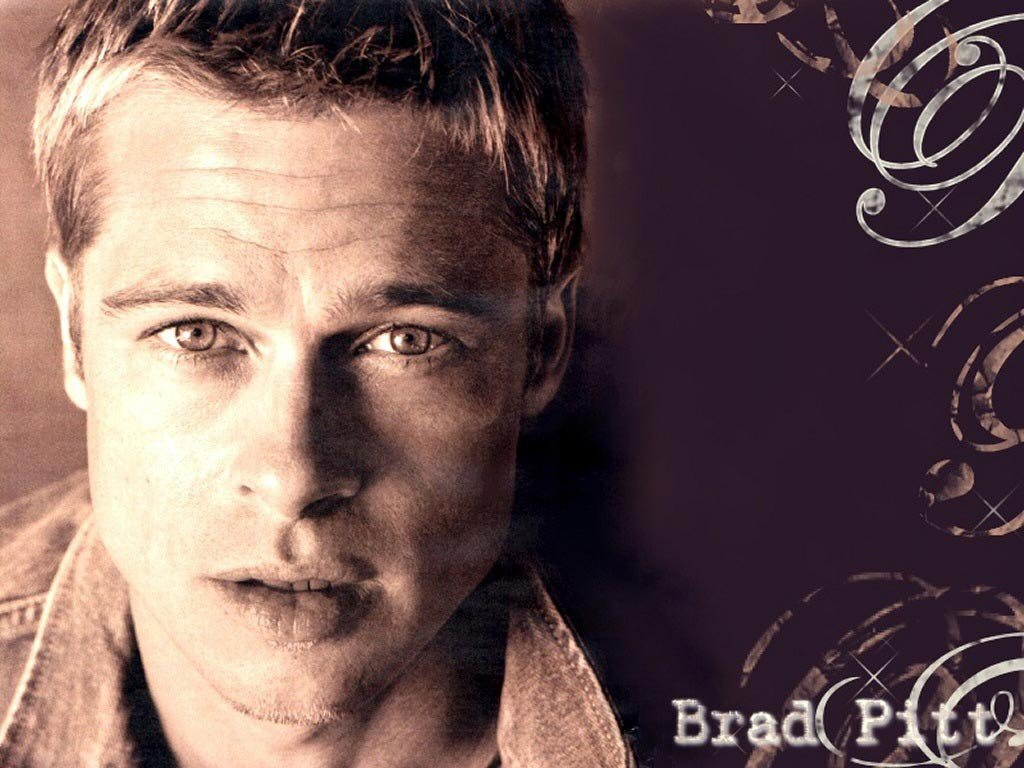 Brad pitt Wallpapers and Backgrounds 1024x768