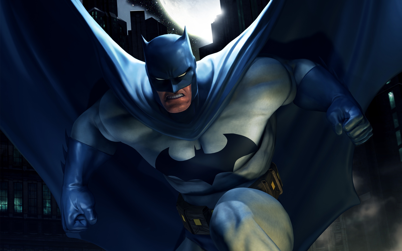 Batman DC Universe Online HD Wallpapers 2880x1800