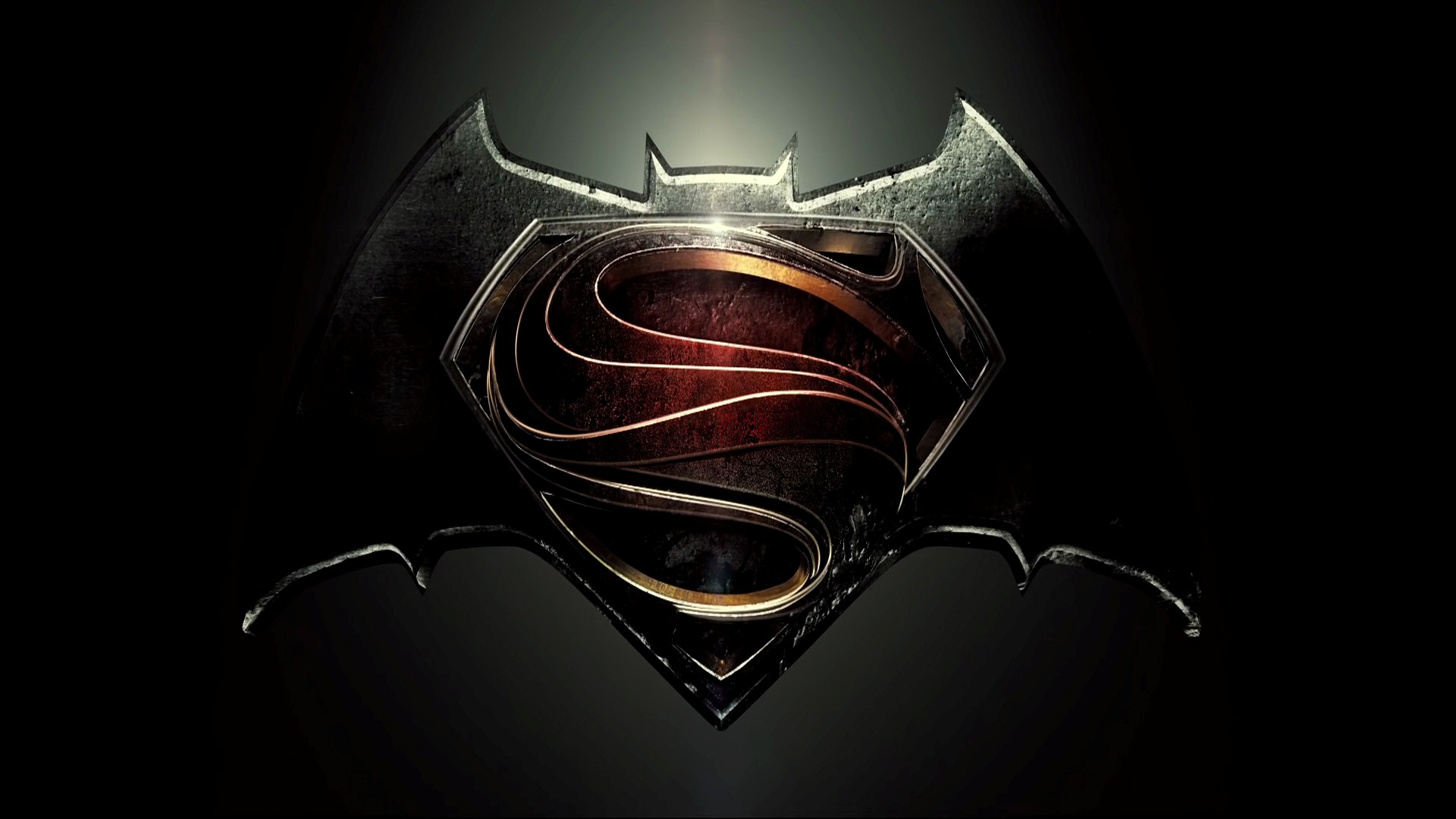 Batman v Superman Movie Logo HD Wallpapers HD Famous Wallpapers 1920x1080