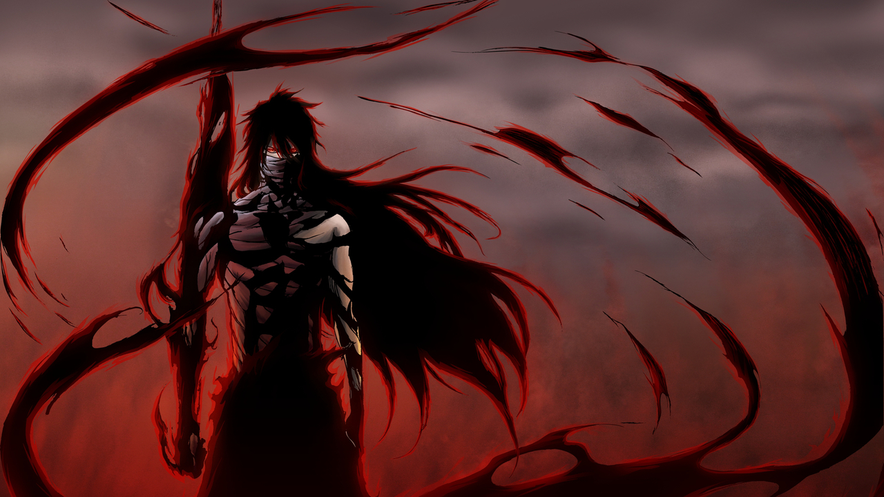 Bleach Ichigo Hollow Form Wallpaper - WallpaperSafari