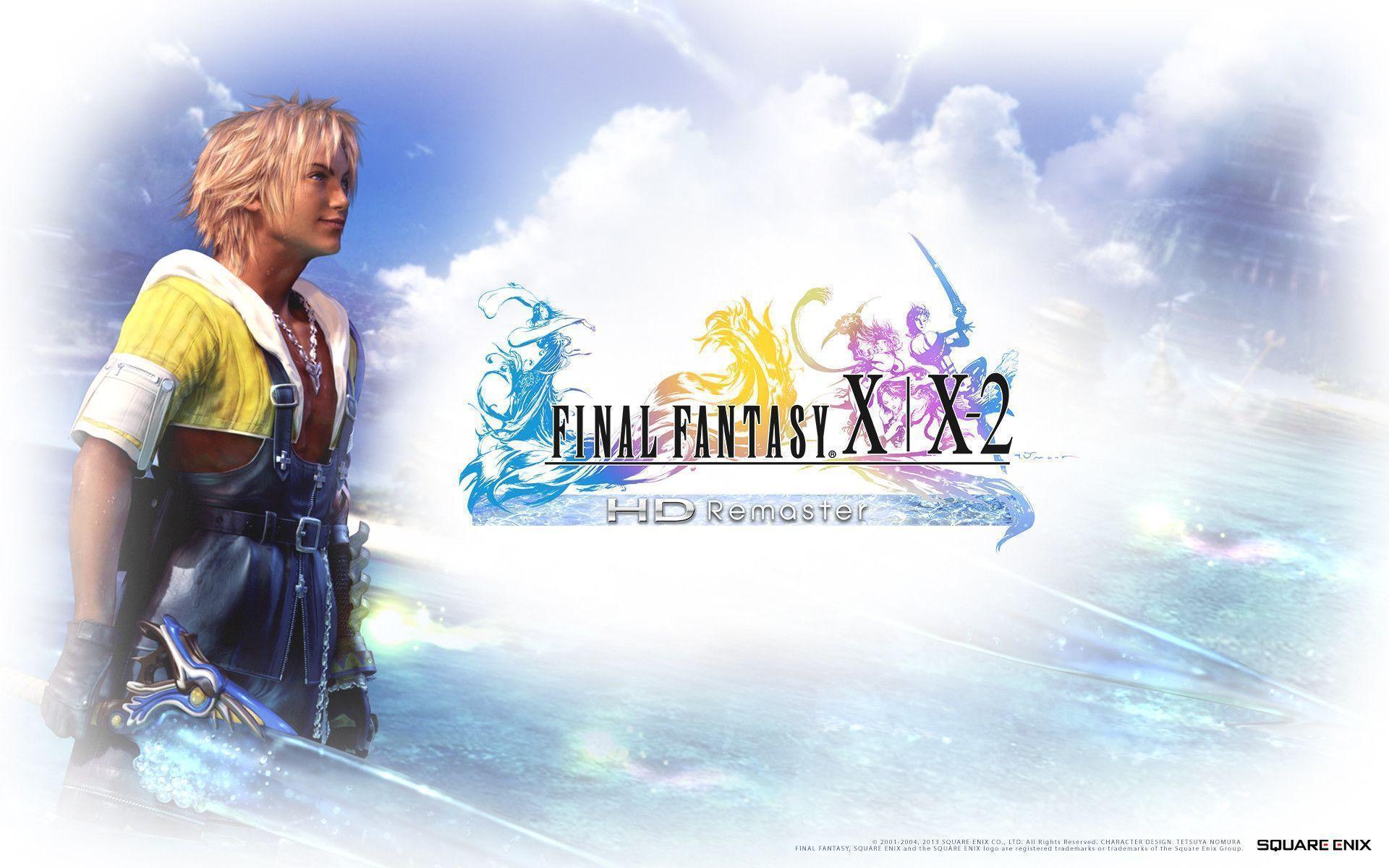 Final Fantasy X Wallpapers 1920x1200