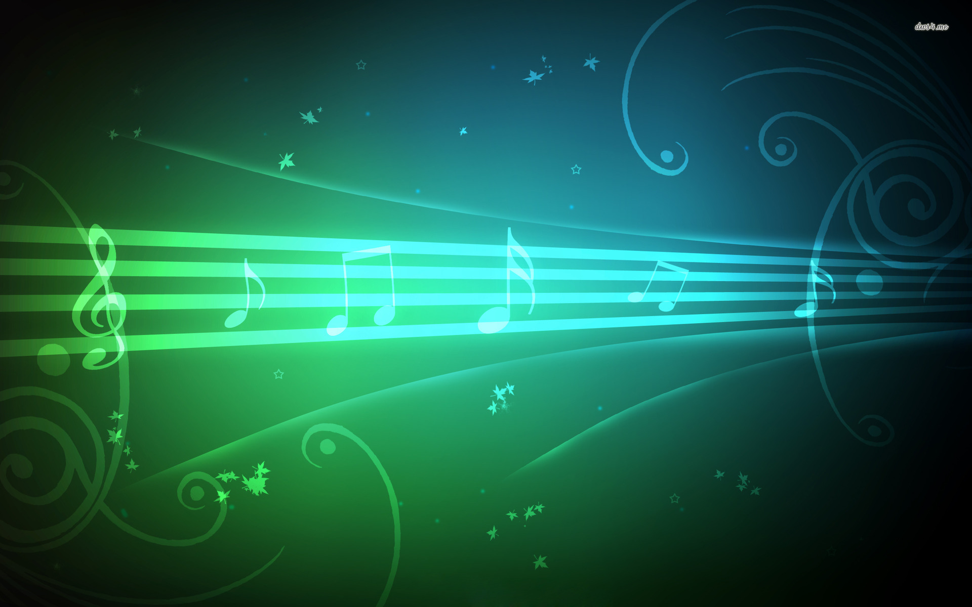 Pics Photos   Musical Notes Background Wallpaper Background 1920x1200