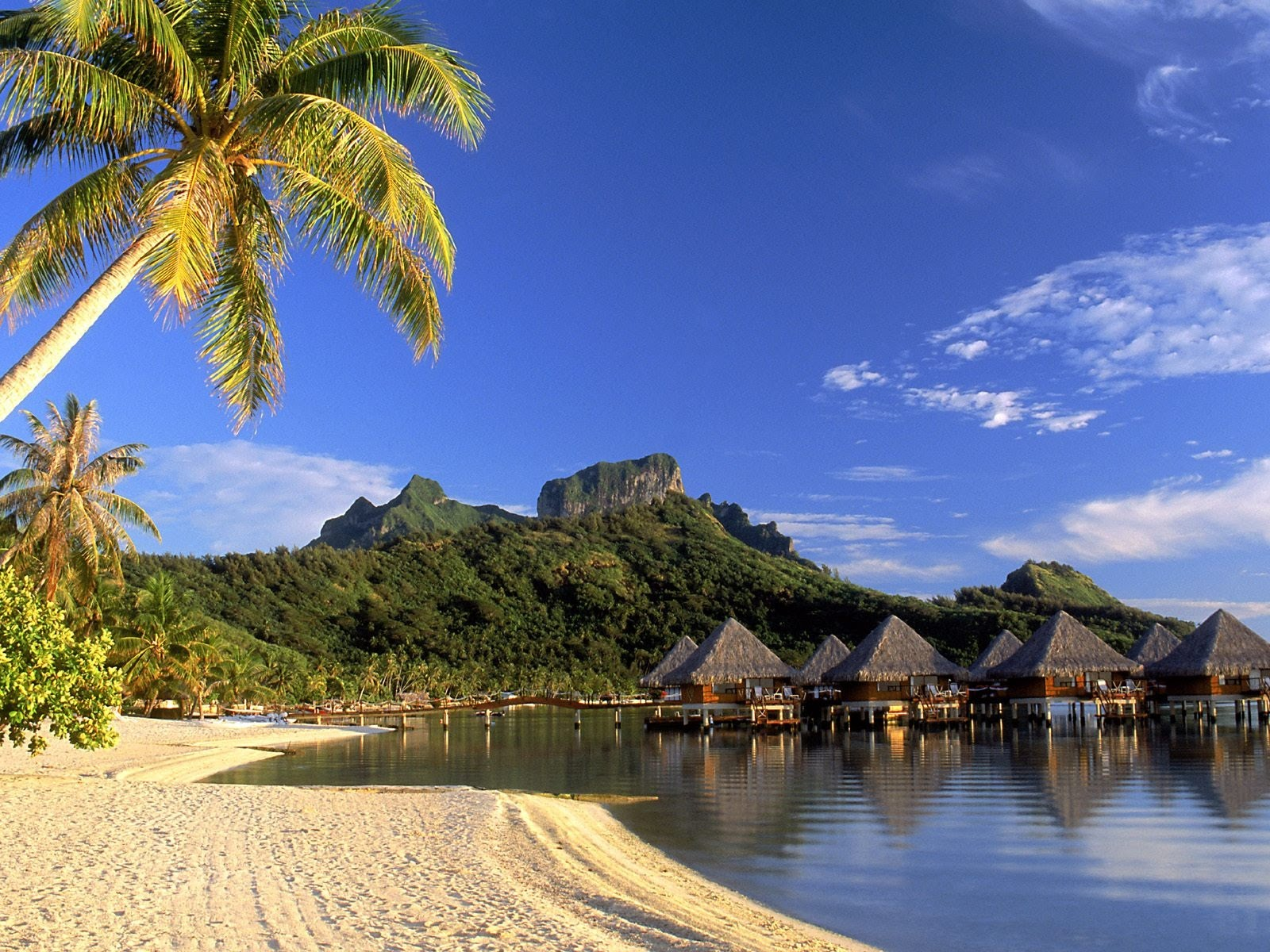 Bora Bora  Travel Wallpapers Hd Wallpaper 1600x1200